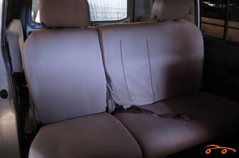 Mitsubishi Adventure 2013 - 7