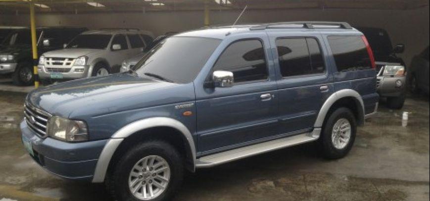 Ford Everest 2006 - 1