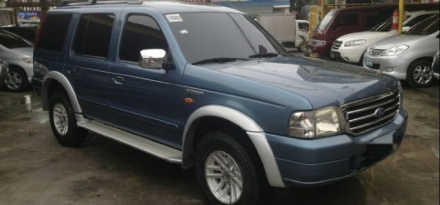 Ford Everest 2006 - 10