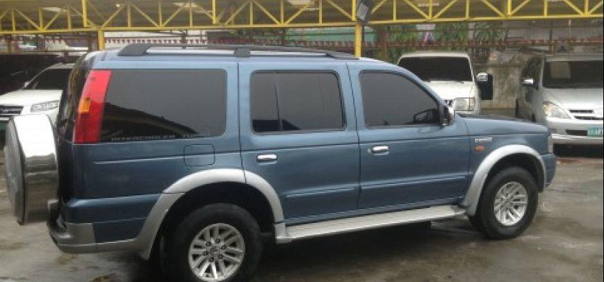 Ford Everest 2006 - 11