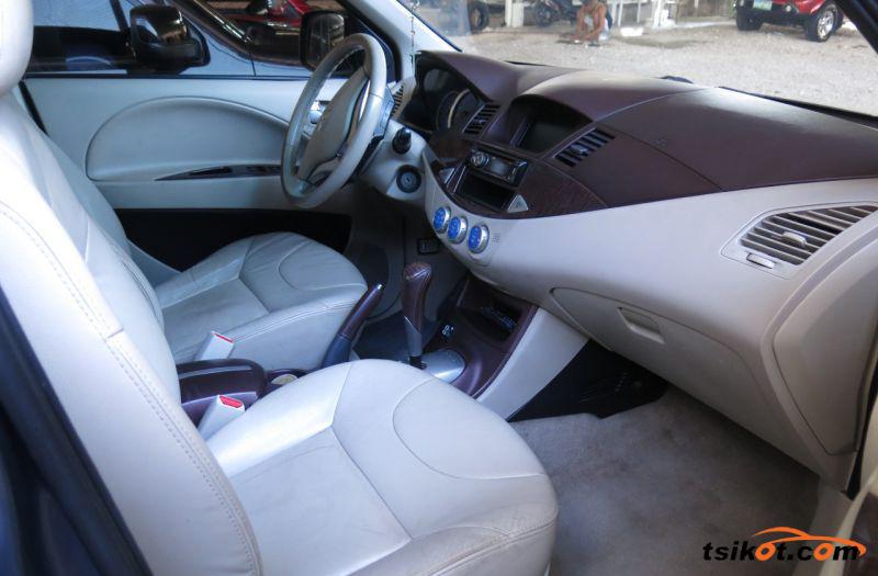 Mitsubishi Fuzion 2009 - 5