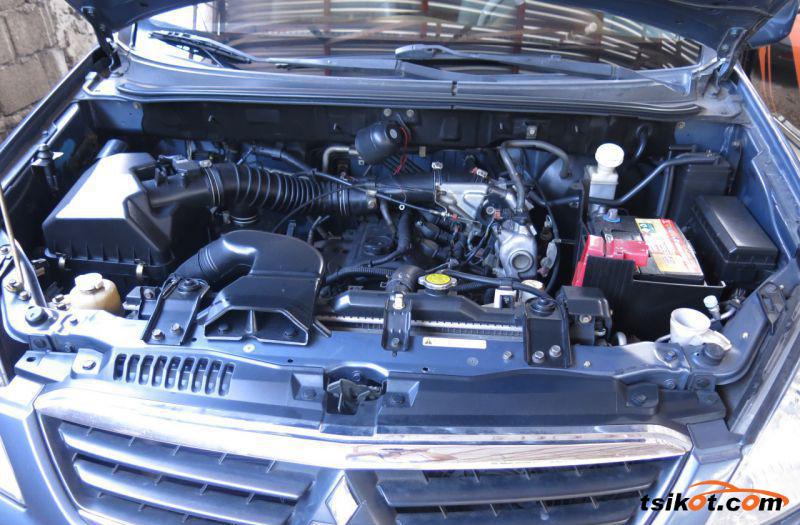 Mitsubishi Fuzion 2009 - 9