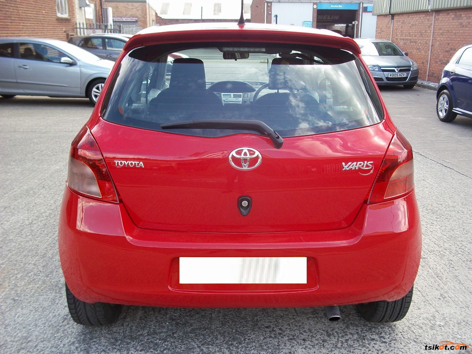 Toyota Yaris 2011 - 2