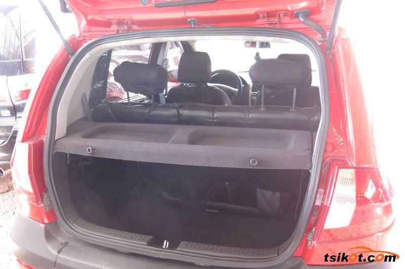 Hyundai Getz 2009 - 8