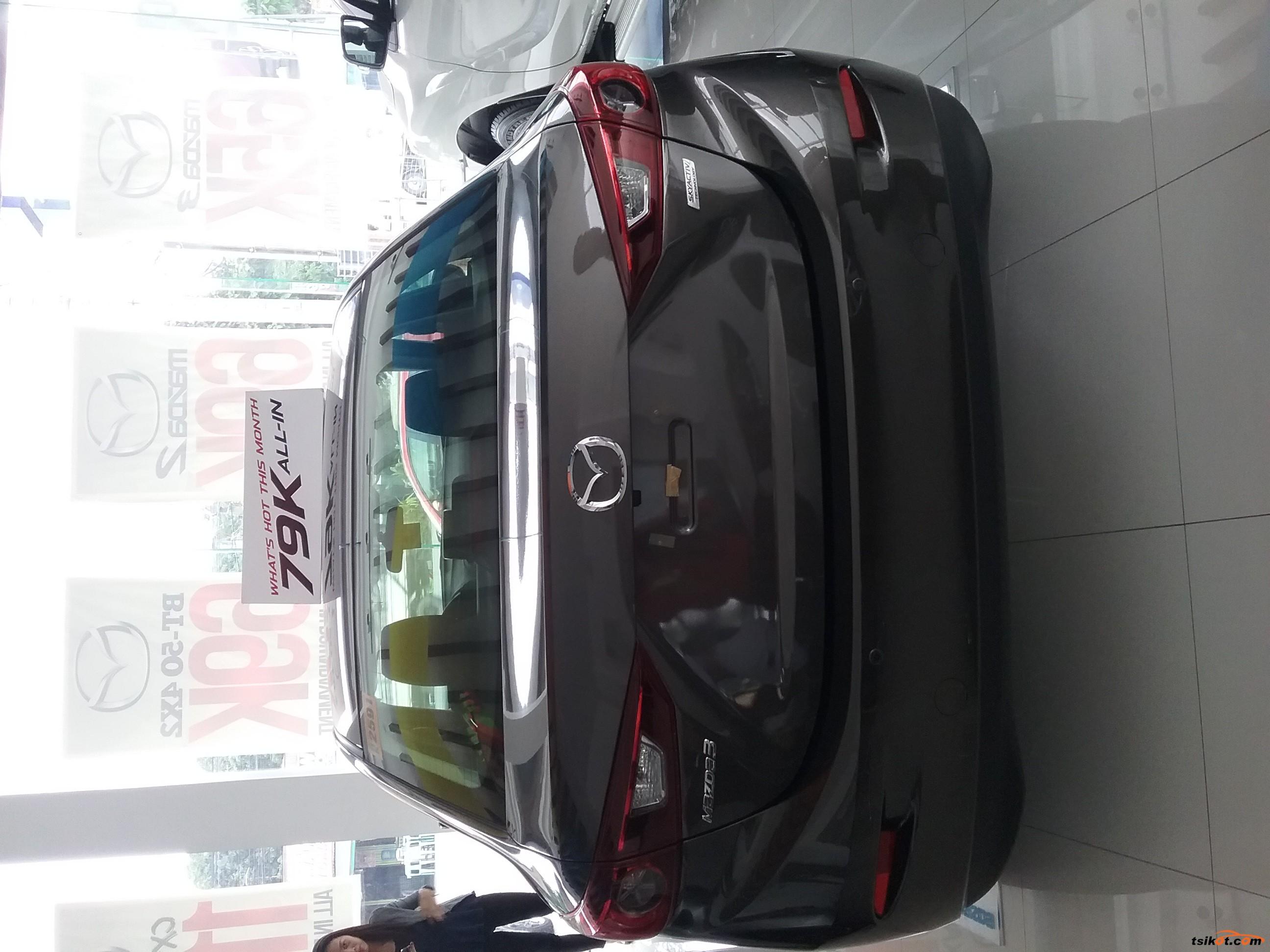Mazda Mazda3 2016 - 2