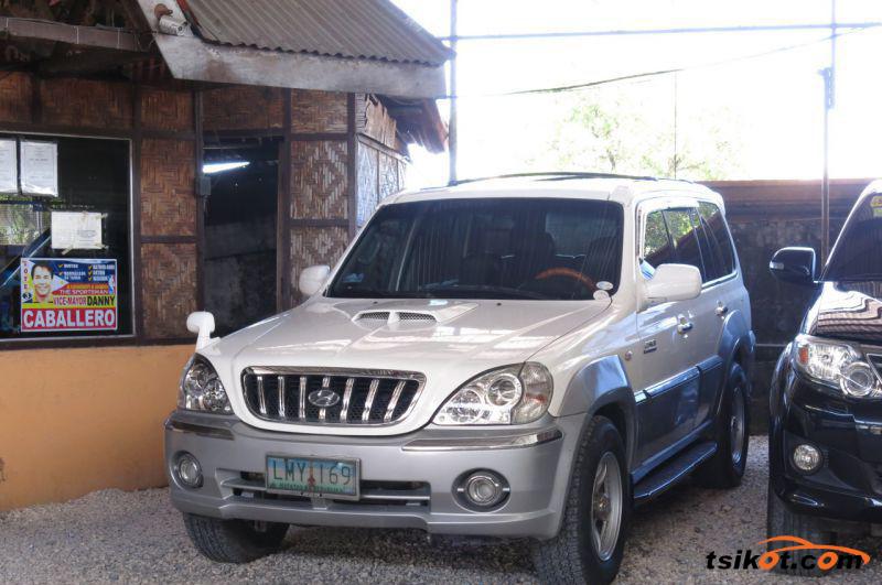 Hyundai Terracan 2006 - 2