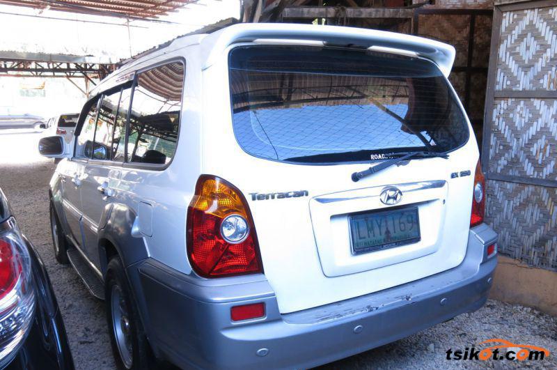 Hyundai Terracan 2006 - 3