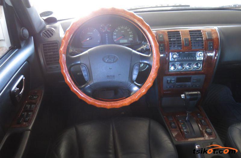 Hyundai Terracan 2006 - 4