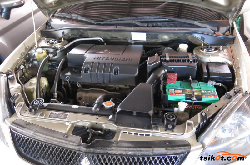 Mitsubishi Lancer 2008 - 9