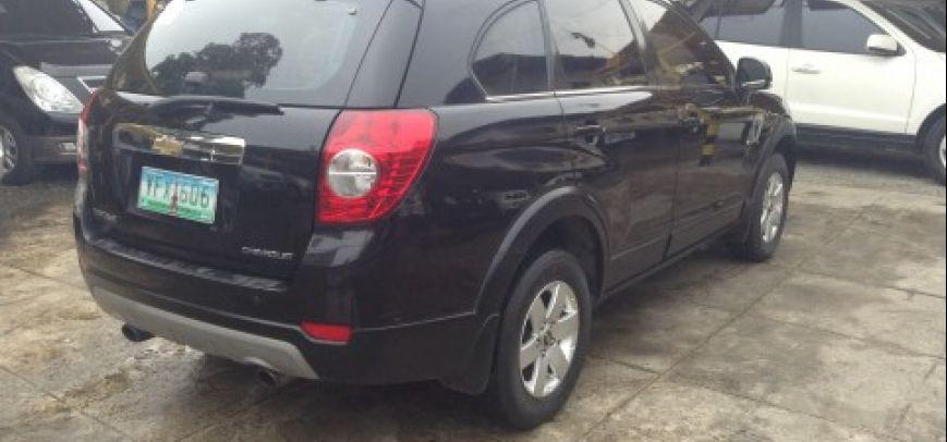 Chevrolet Captiva 2008 - 7