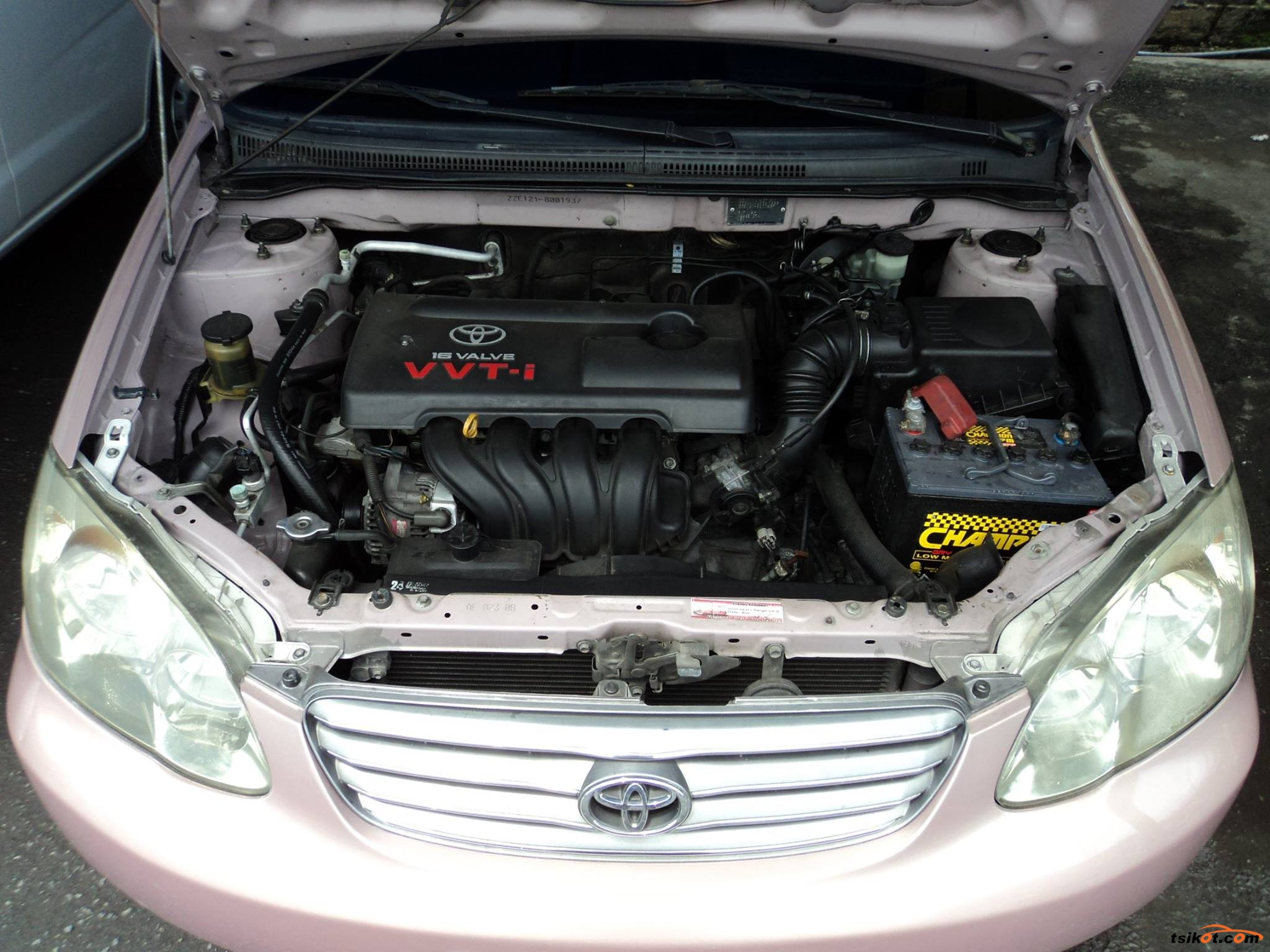 Toyota Corolla 2002 - 7