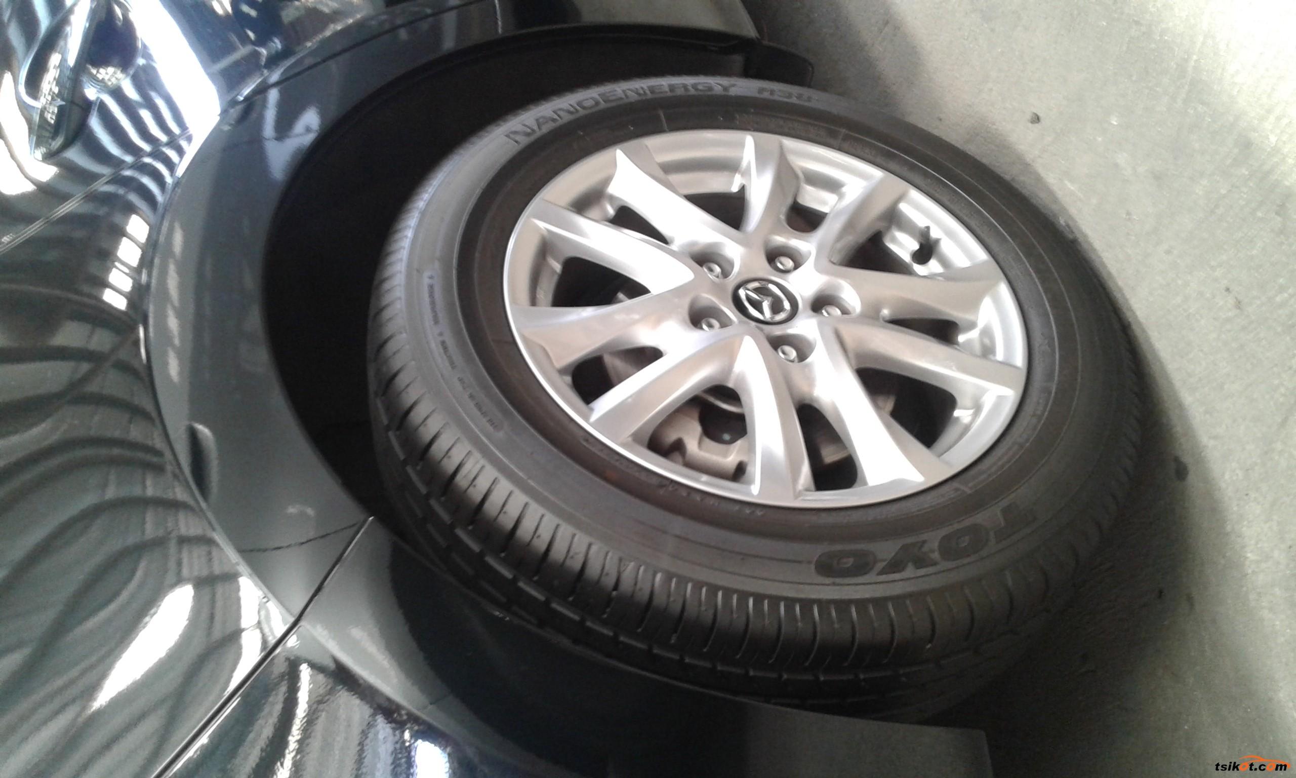 Mazda 3 2015 - 8