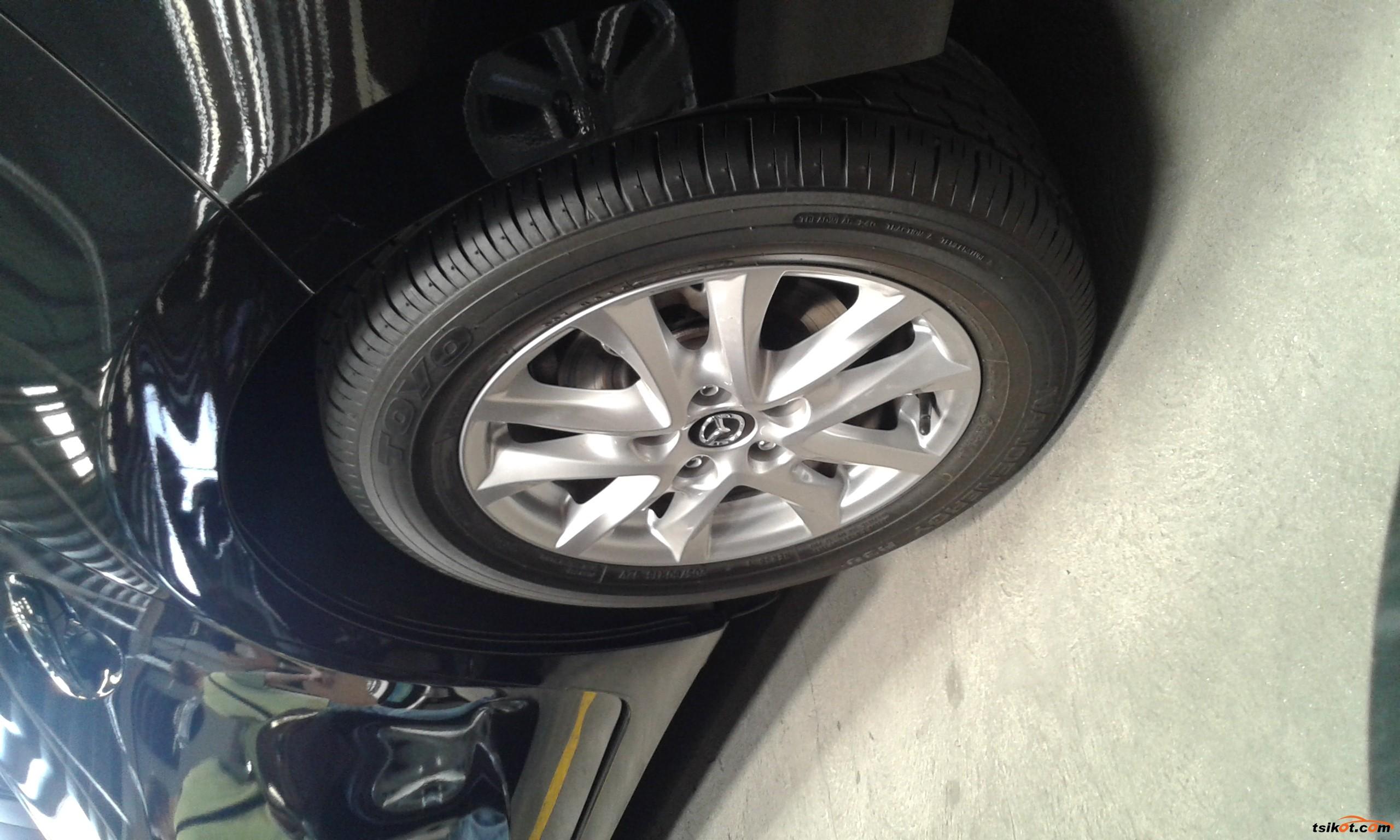 Mazda 3 2015 - 9