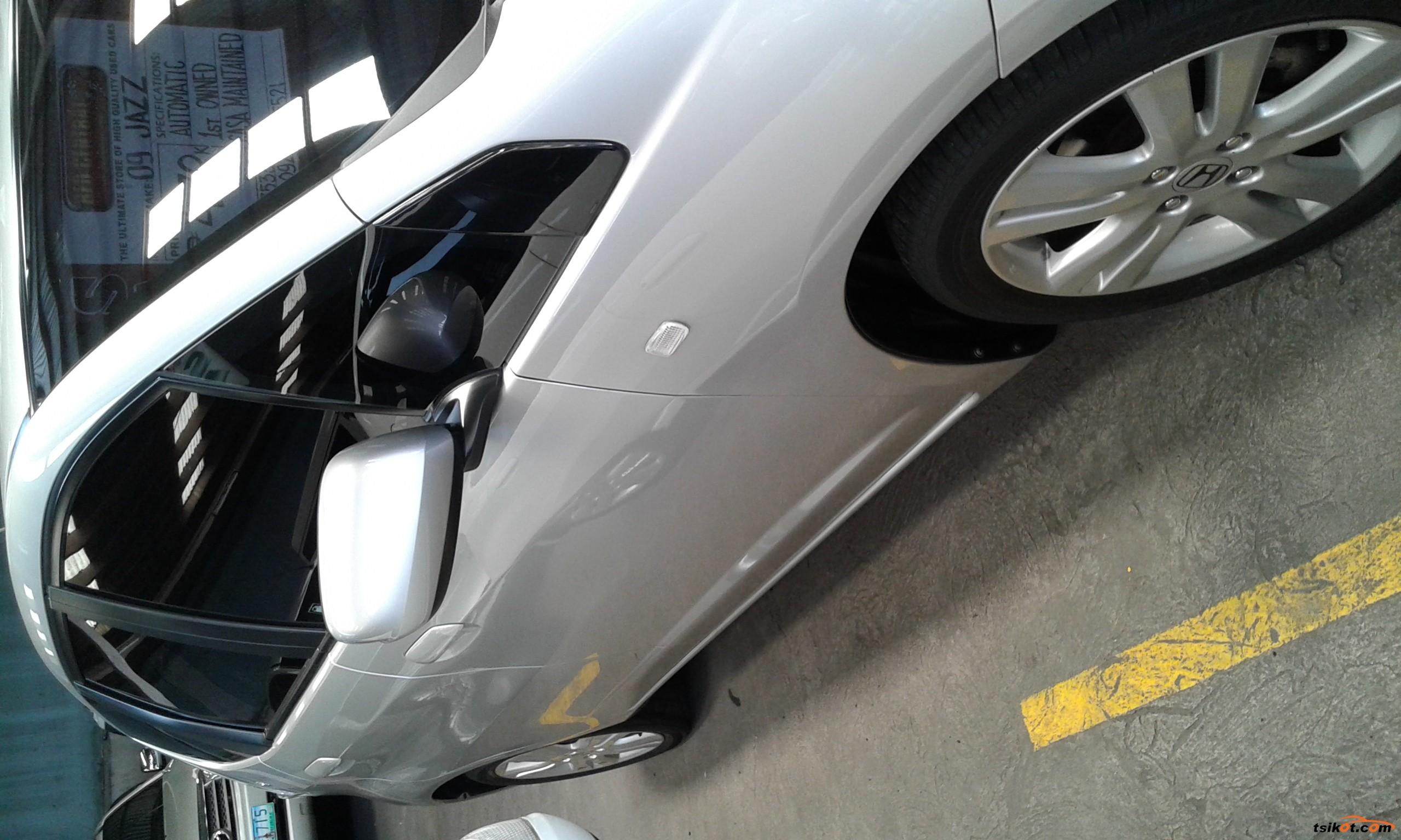 Honda Jazz 2012 - 3