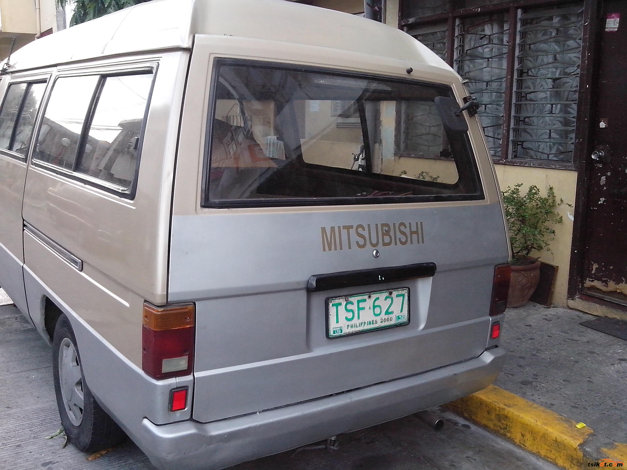Mitsubishi L-300 1995 - 5
