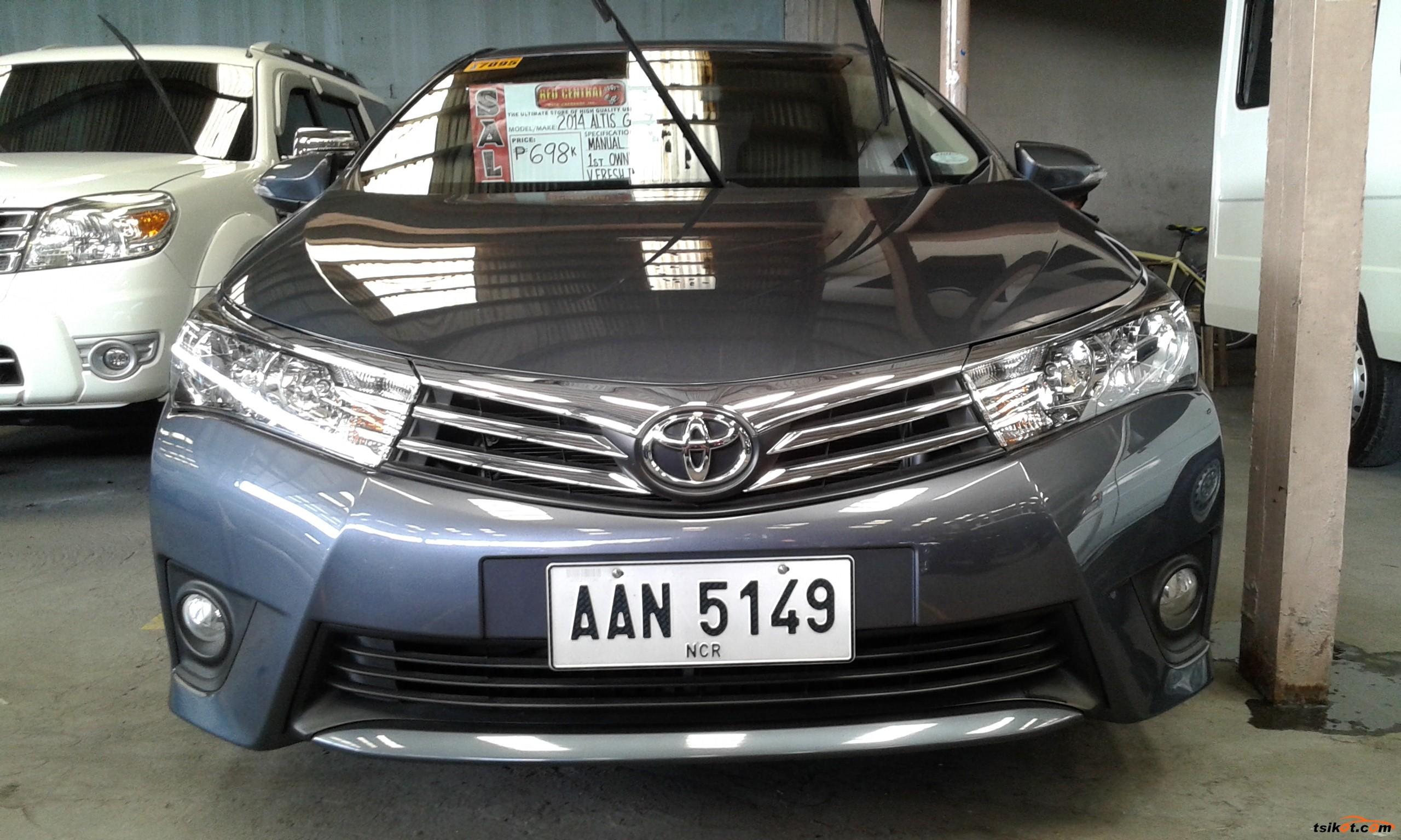 Toyota C 2014 - 1