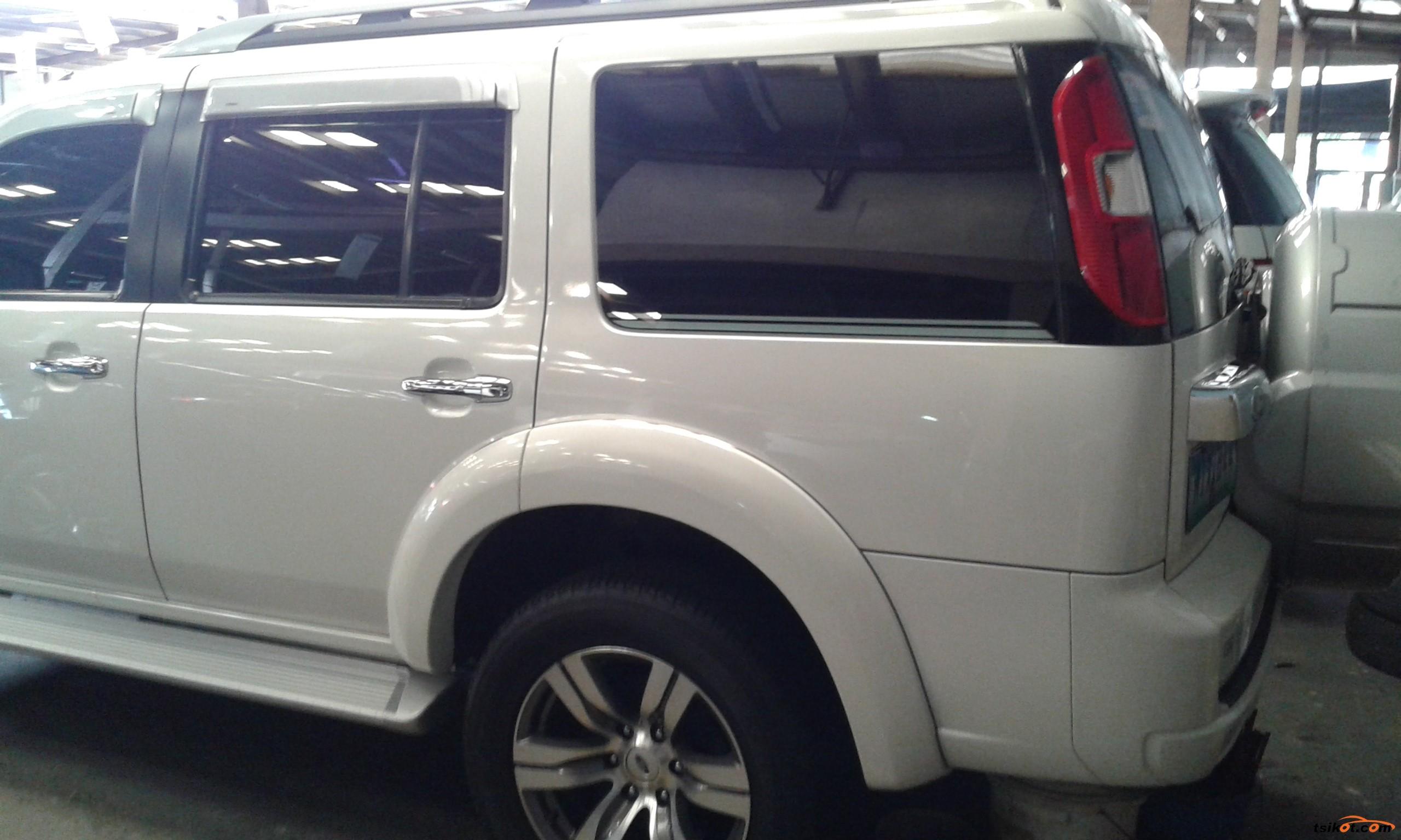 Ford Everest 2013 - 6