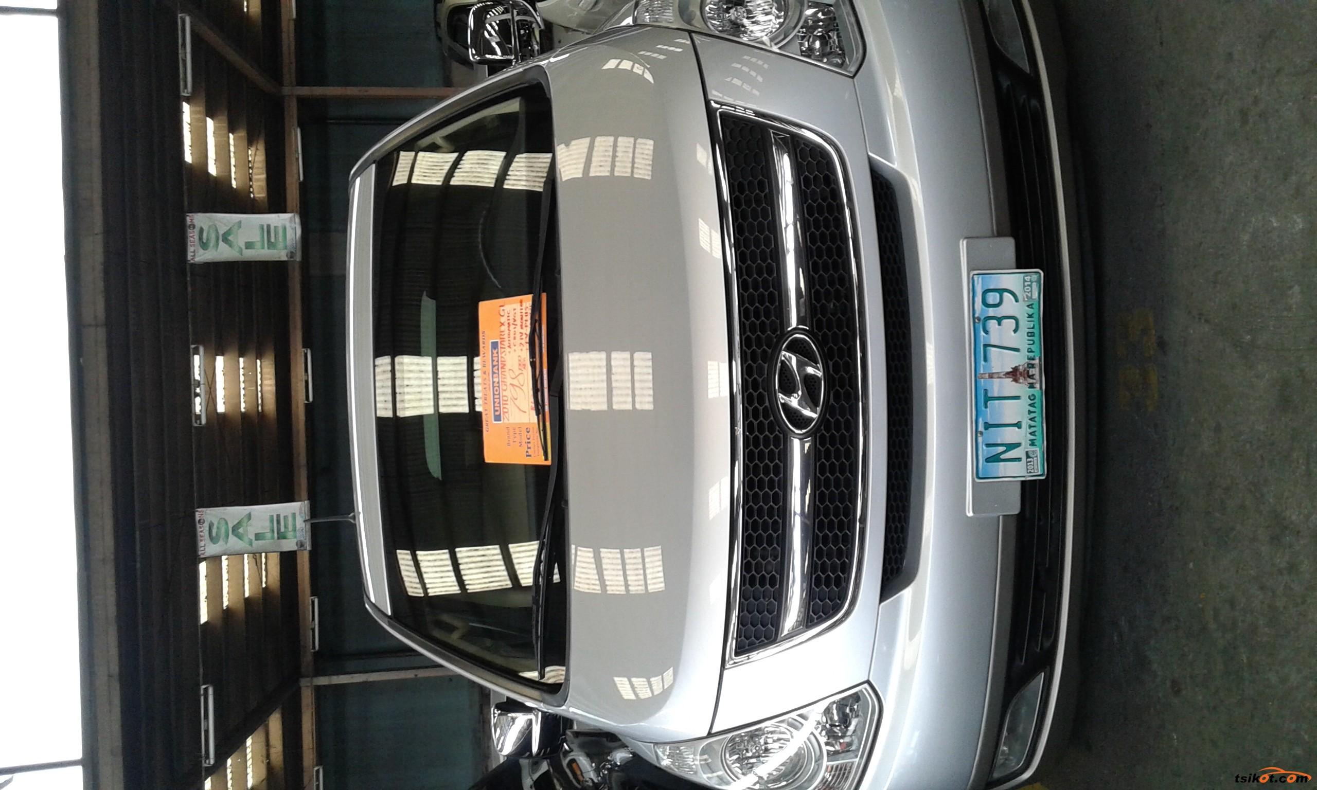 Hyundai G.starex 2010 - 1