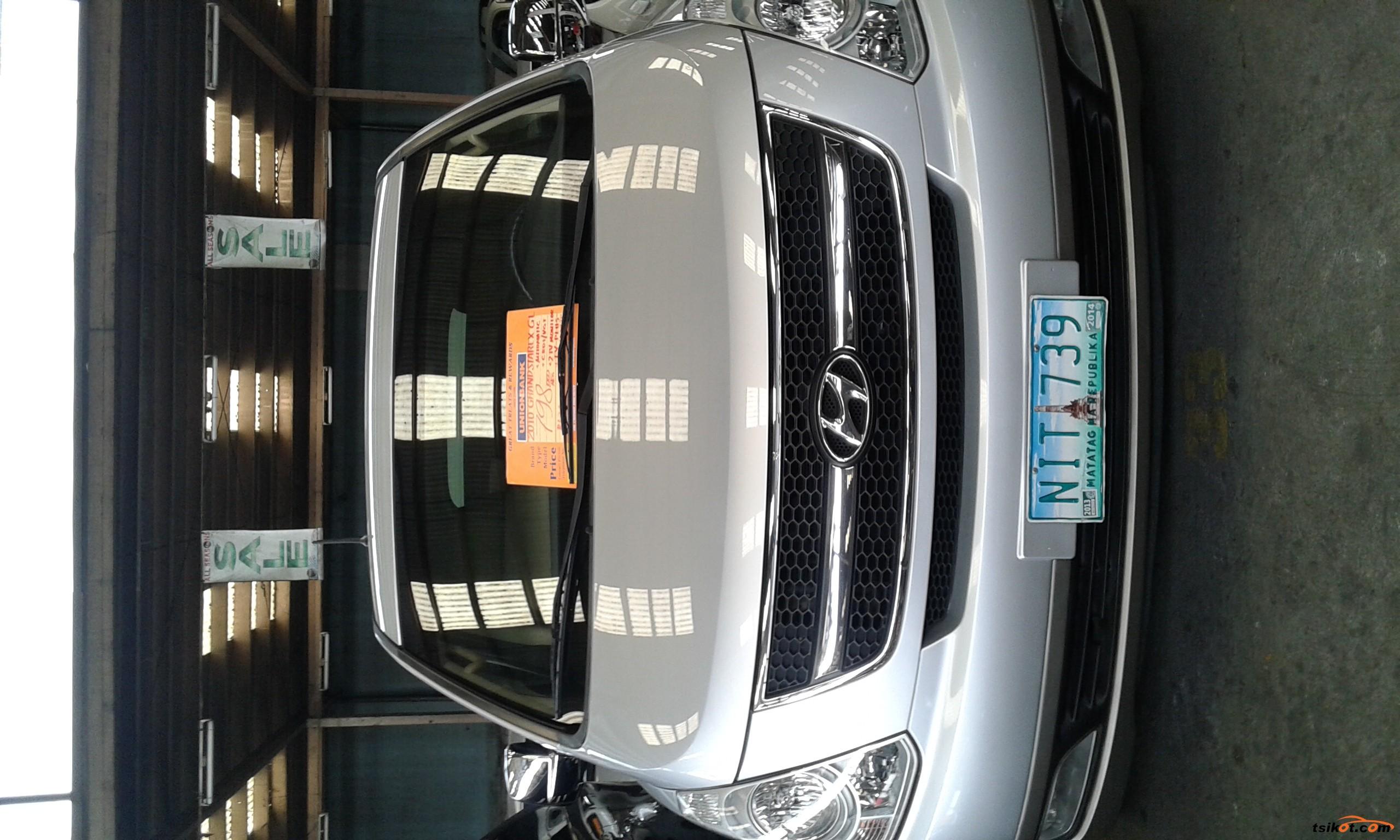 Hyundai G.starex 2010 - 8