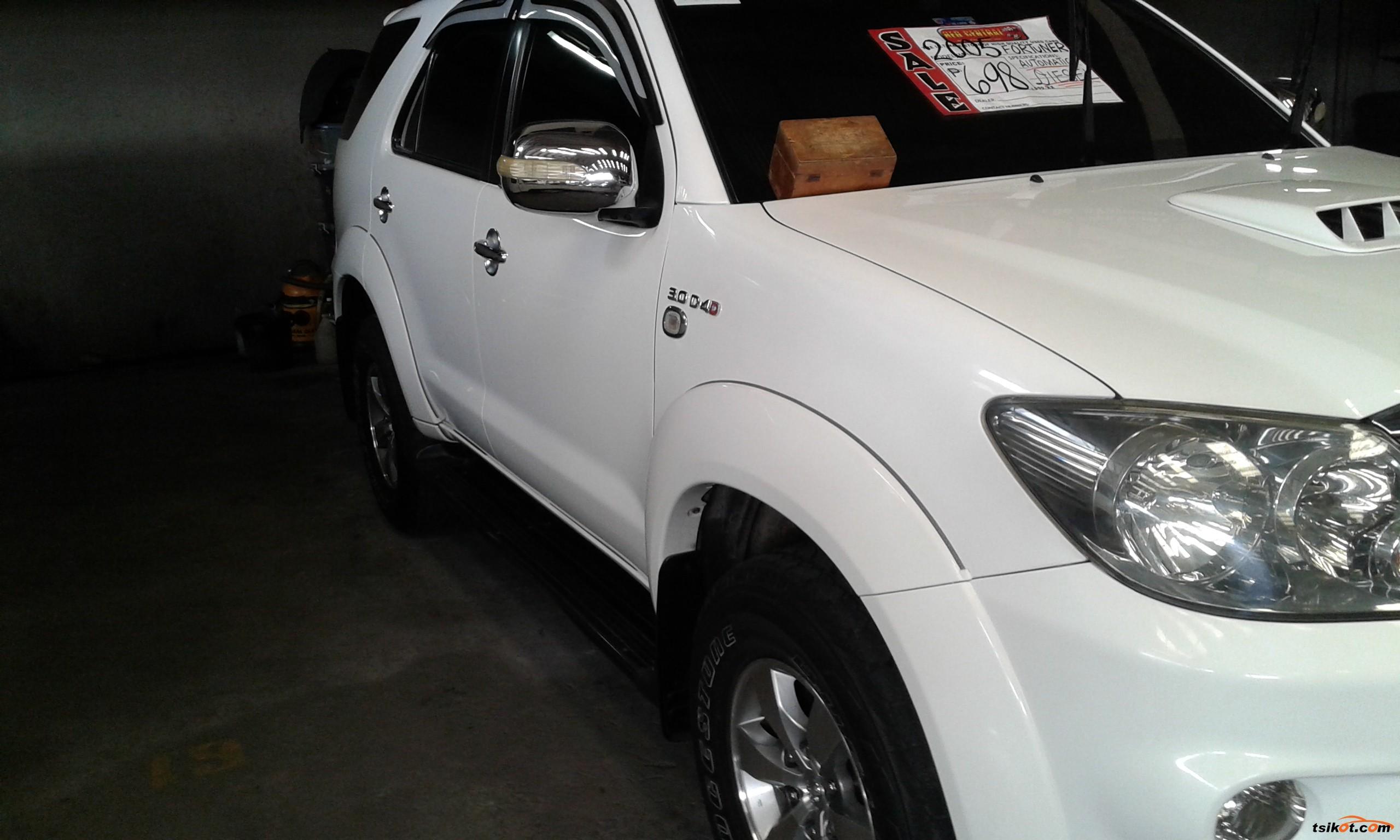 Toyota Fortuner 2005 - 2