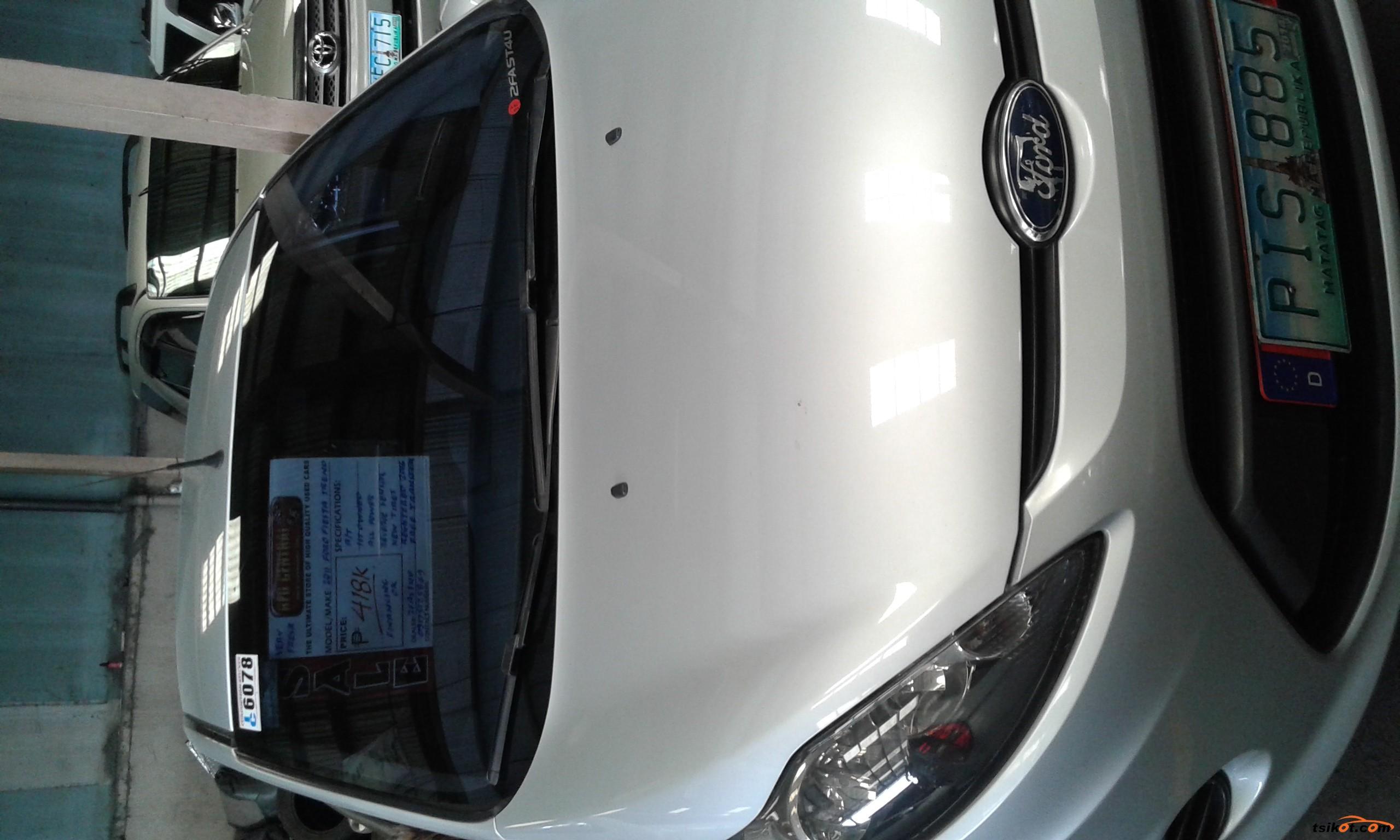 Ford Fiesta 2011 - 1