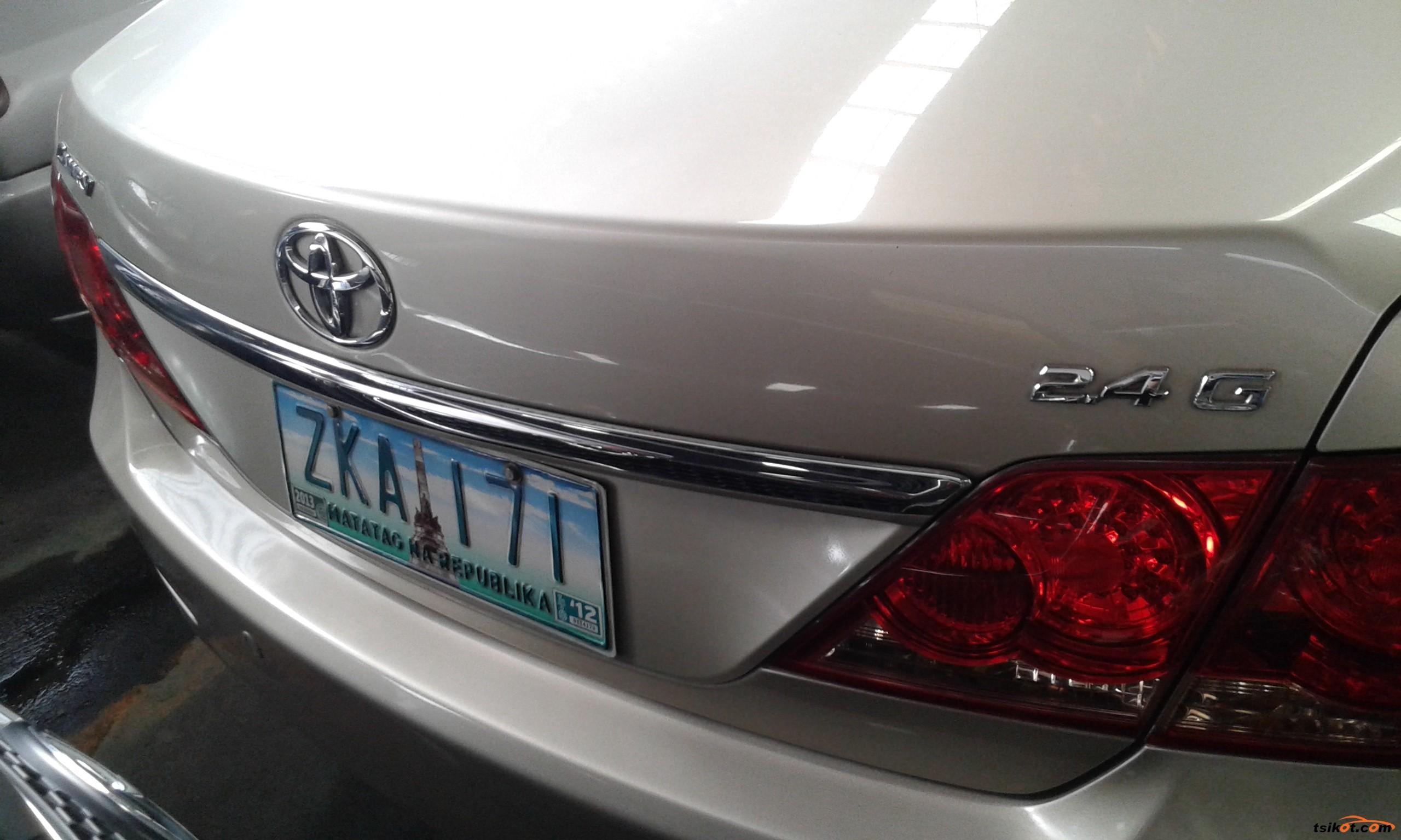 Toyota Camry 2007 - 4