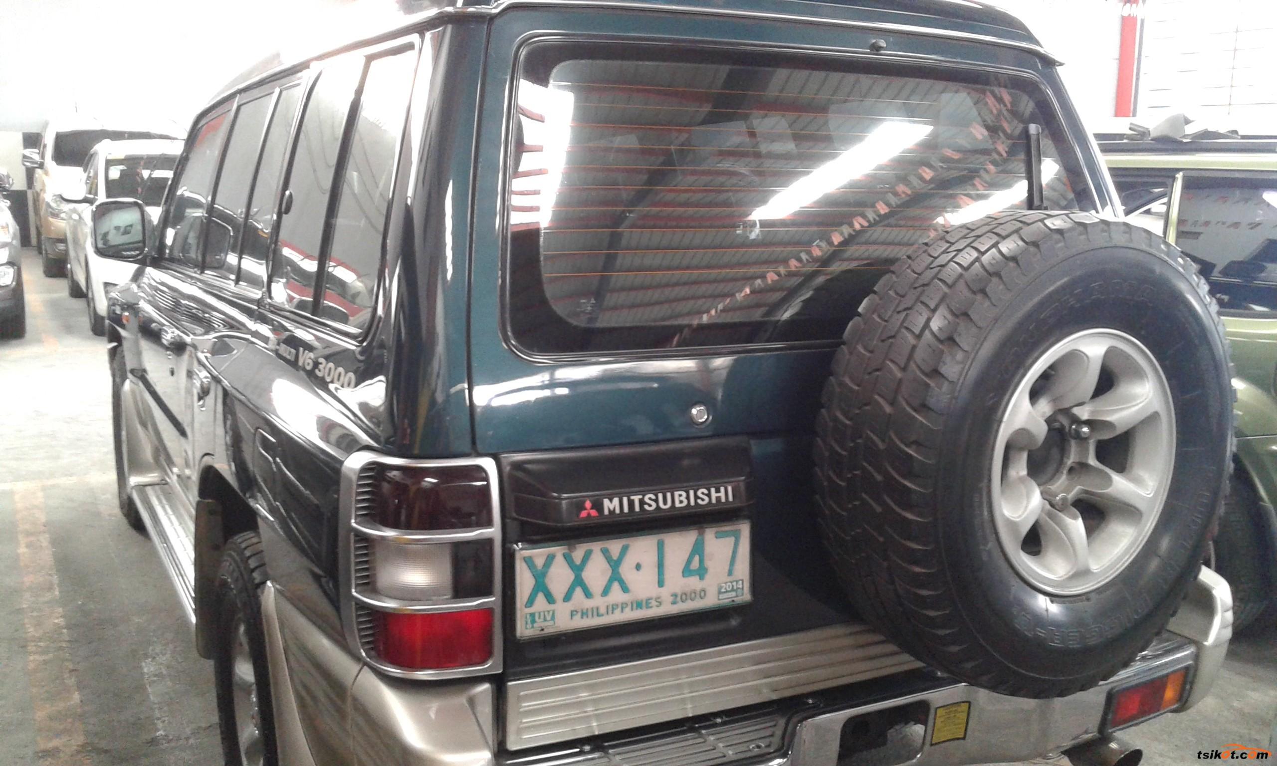 Mitsubishi Pajero 1998 - 5