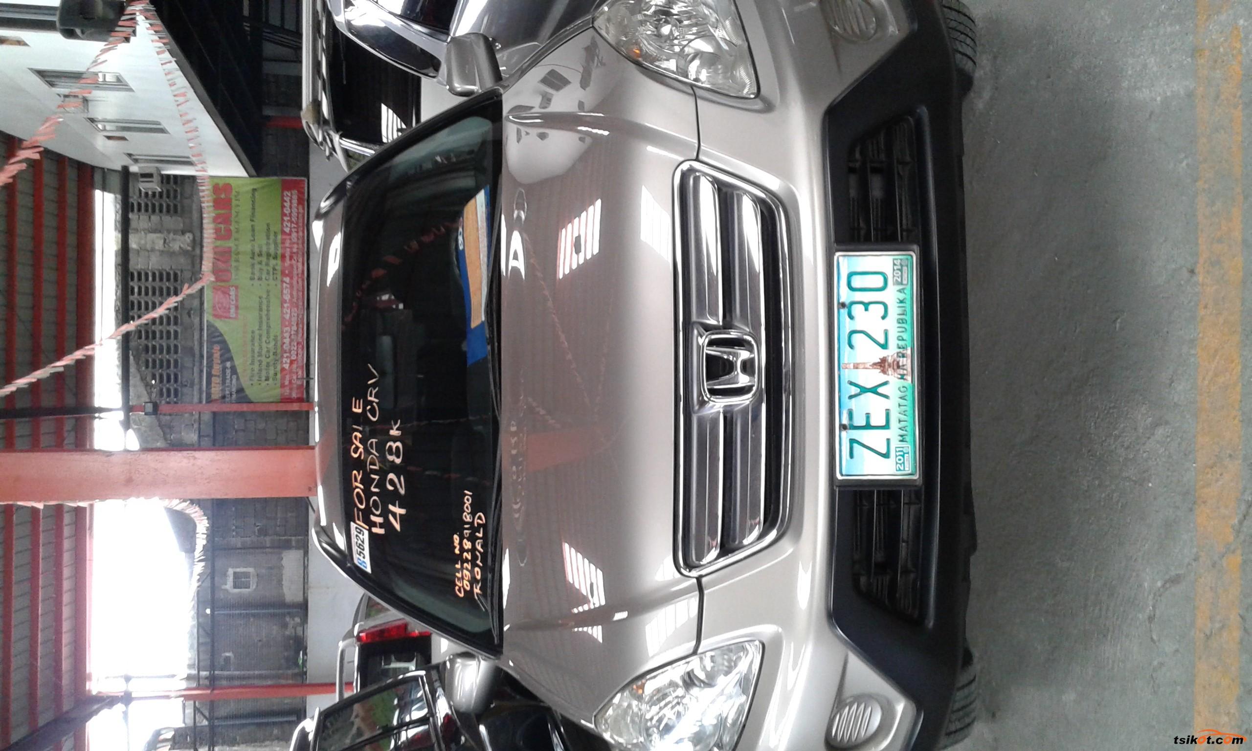 Honda Cr-V 2006 - 1