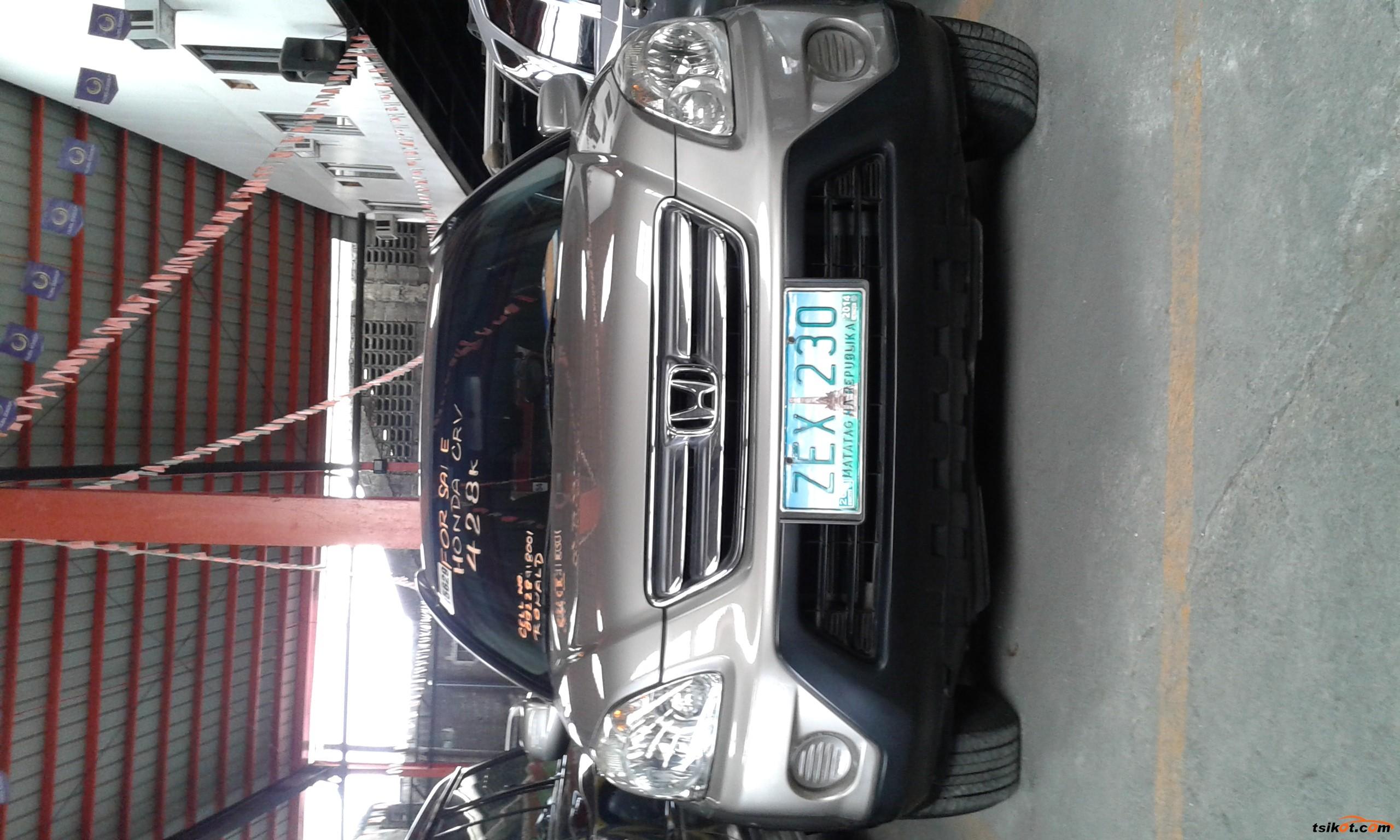 Honda Cr-V 2006 - 8