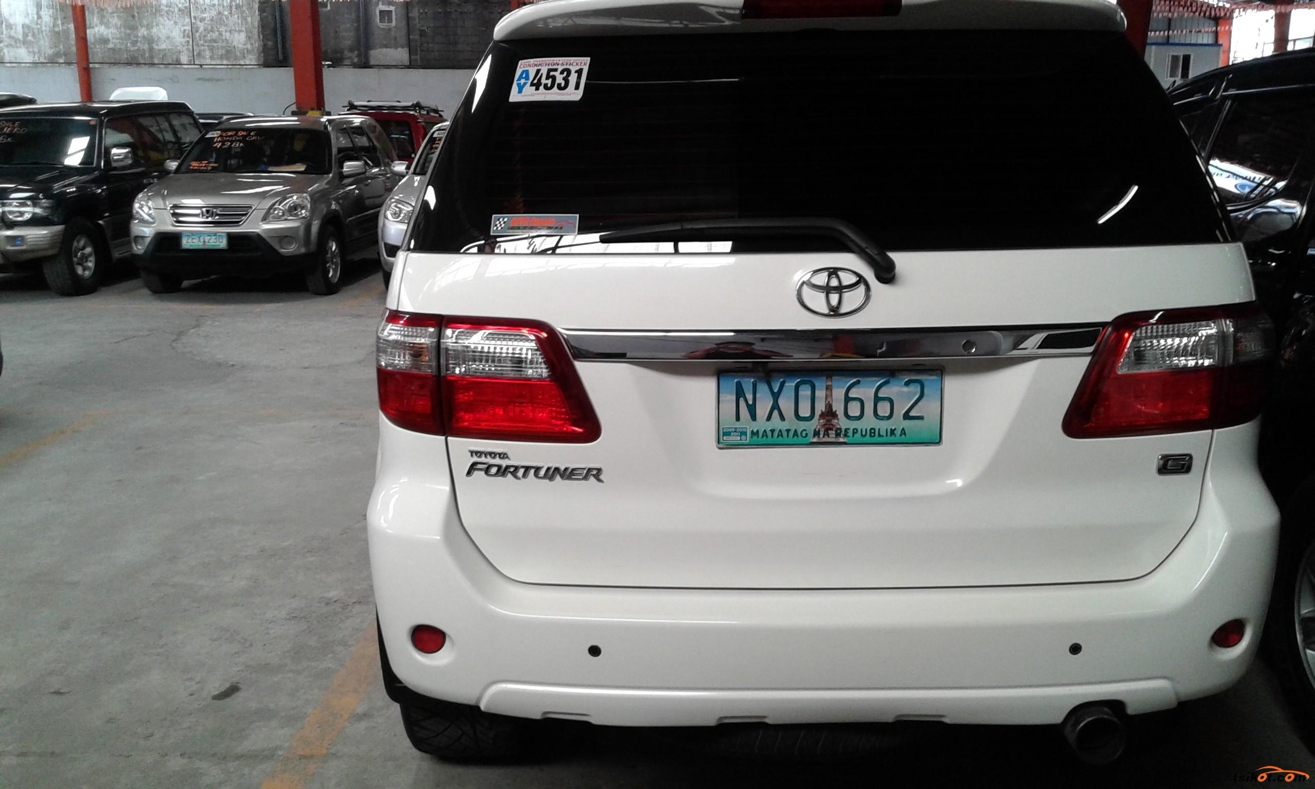 Toyota Fortuner 2009 - 5