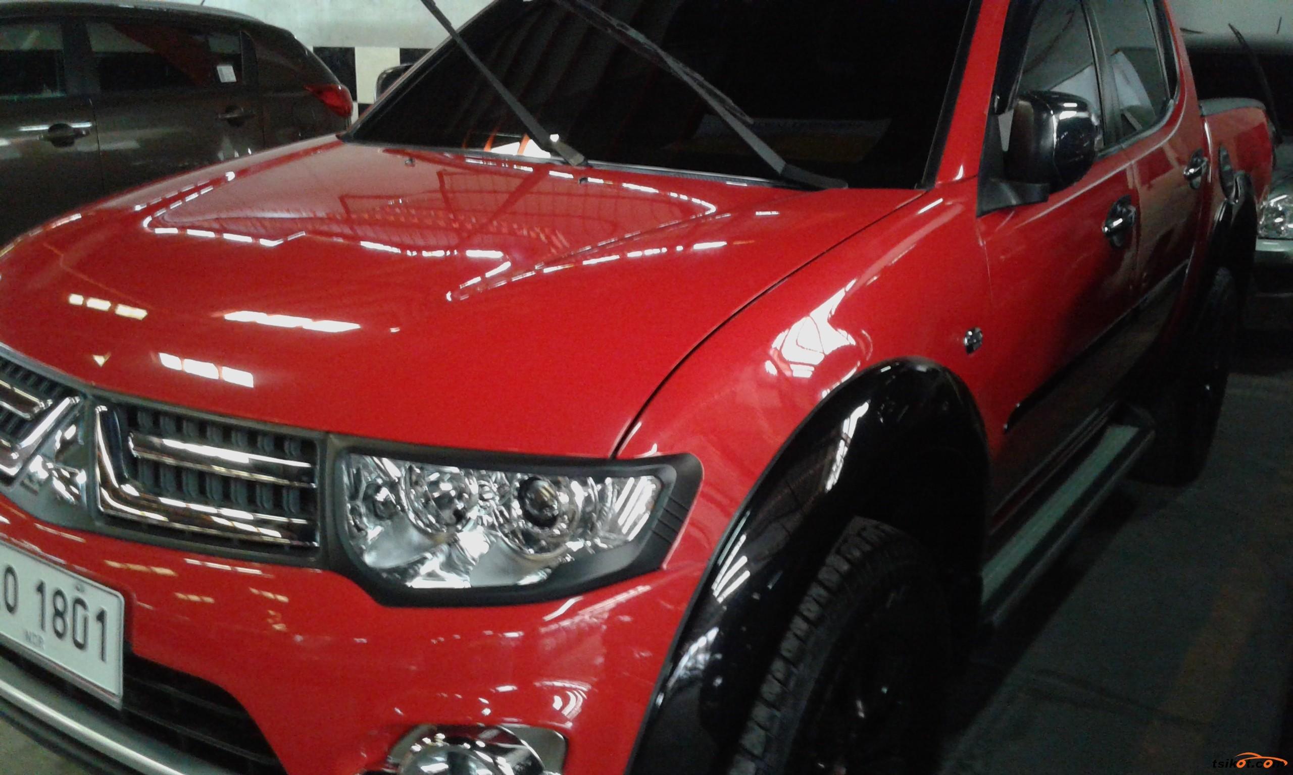 Mitsubishi Strada 2014 - 3
