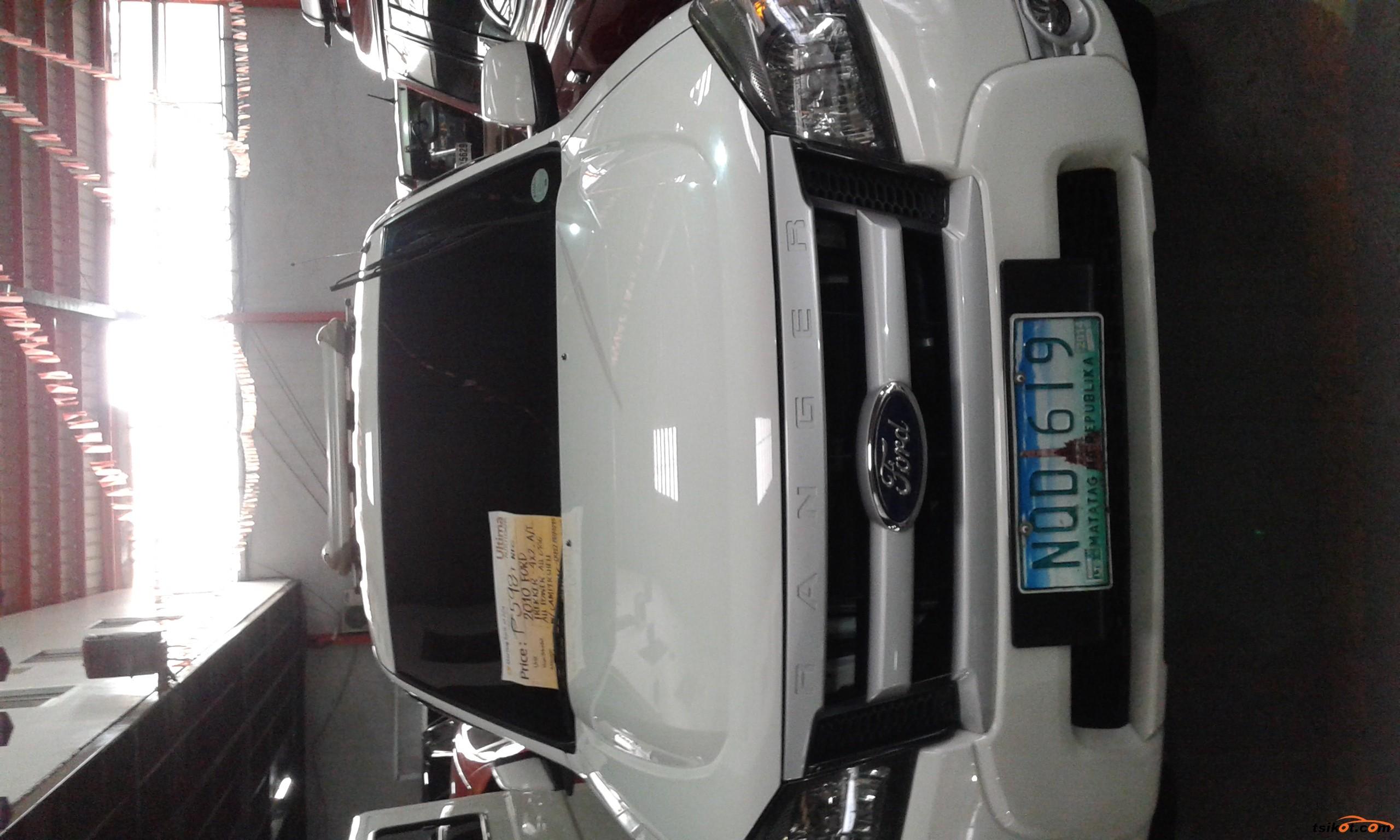 Ford Trekker 2010 - 1
