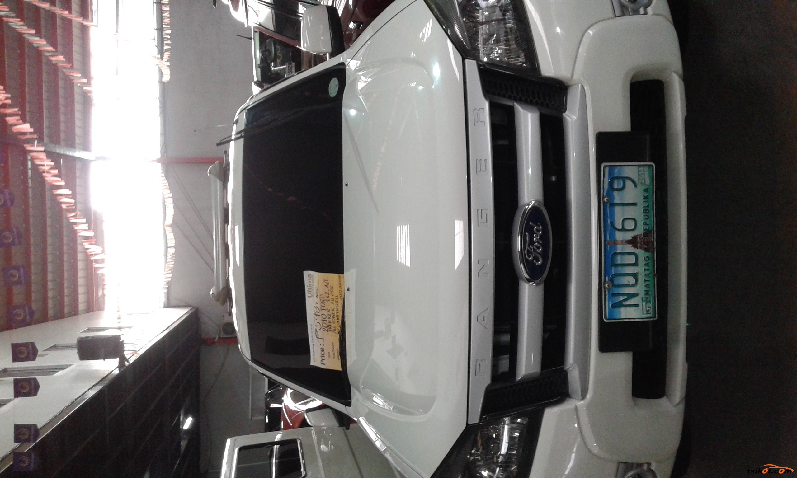 Ford Trekker 2010 - 2