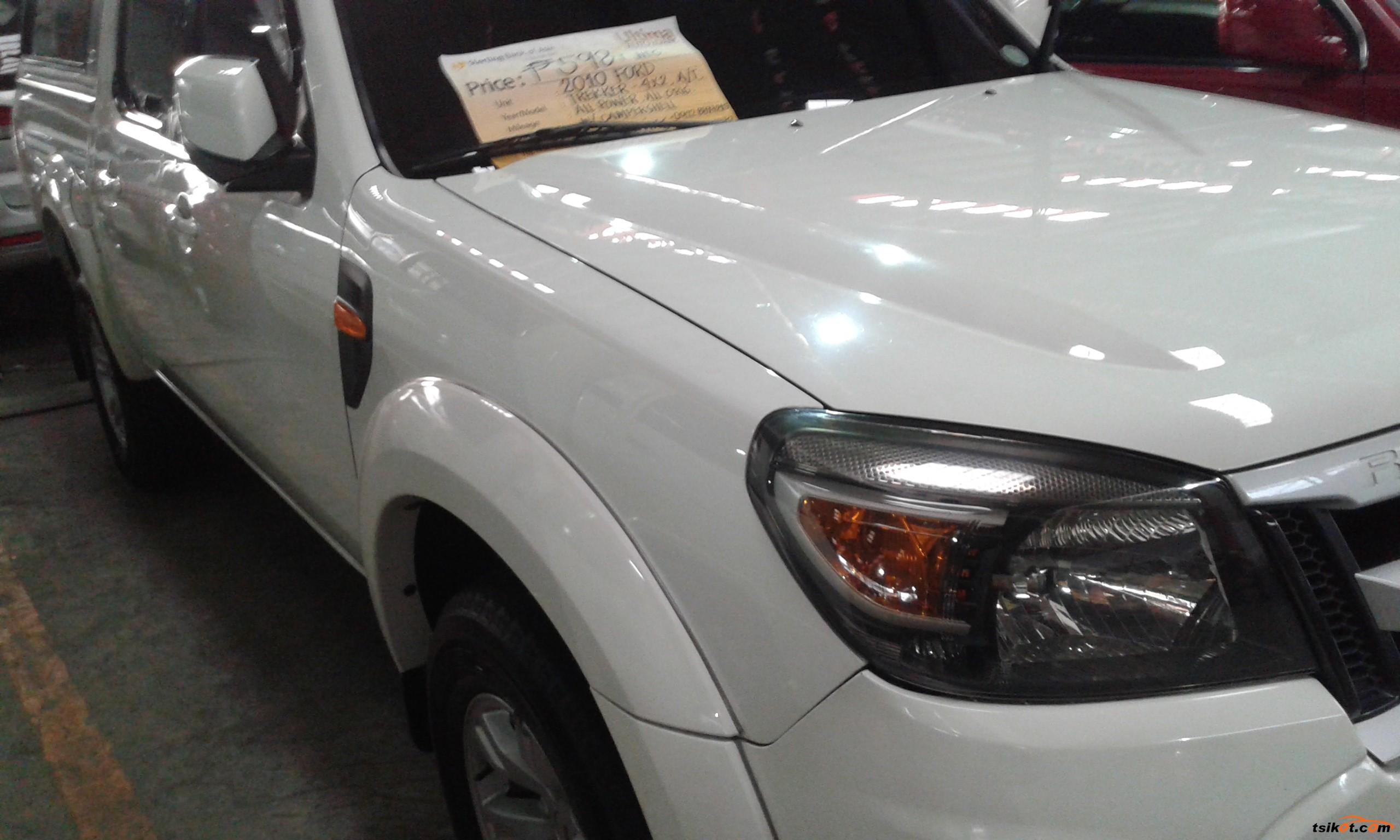 Ford Trekker 2010 - 3