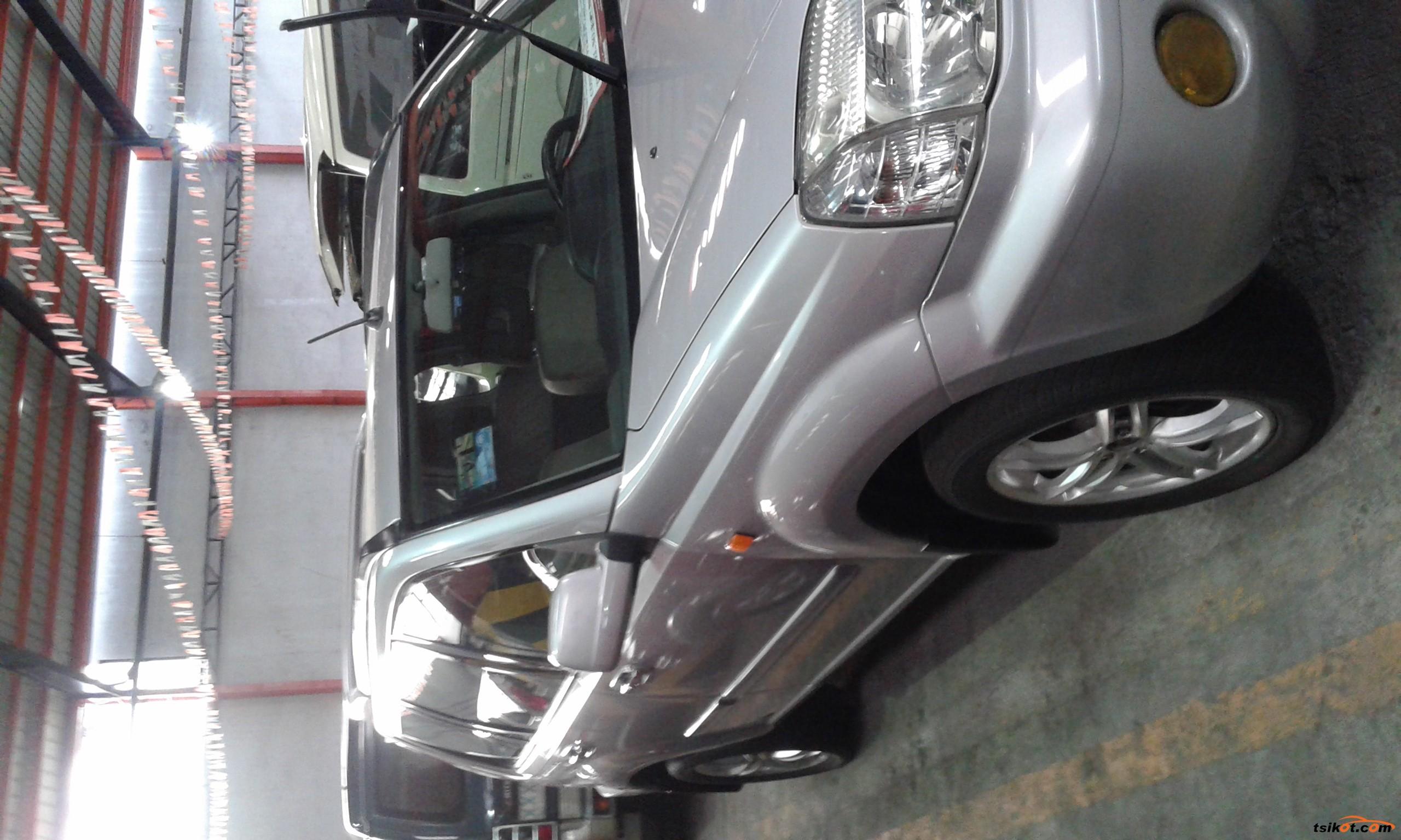 Nissan X-Trail 2004 - 5