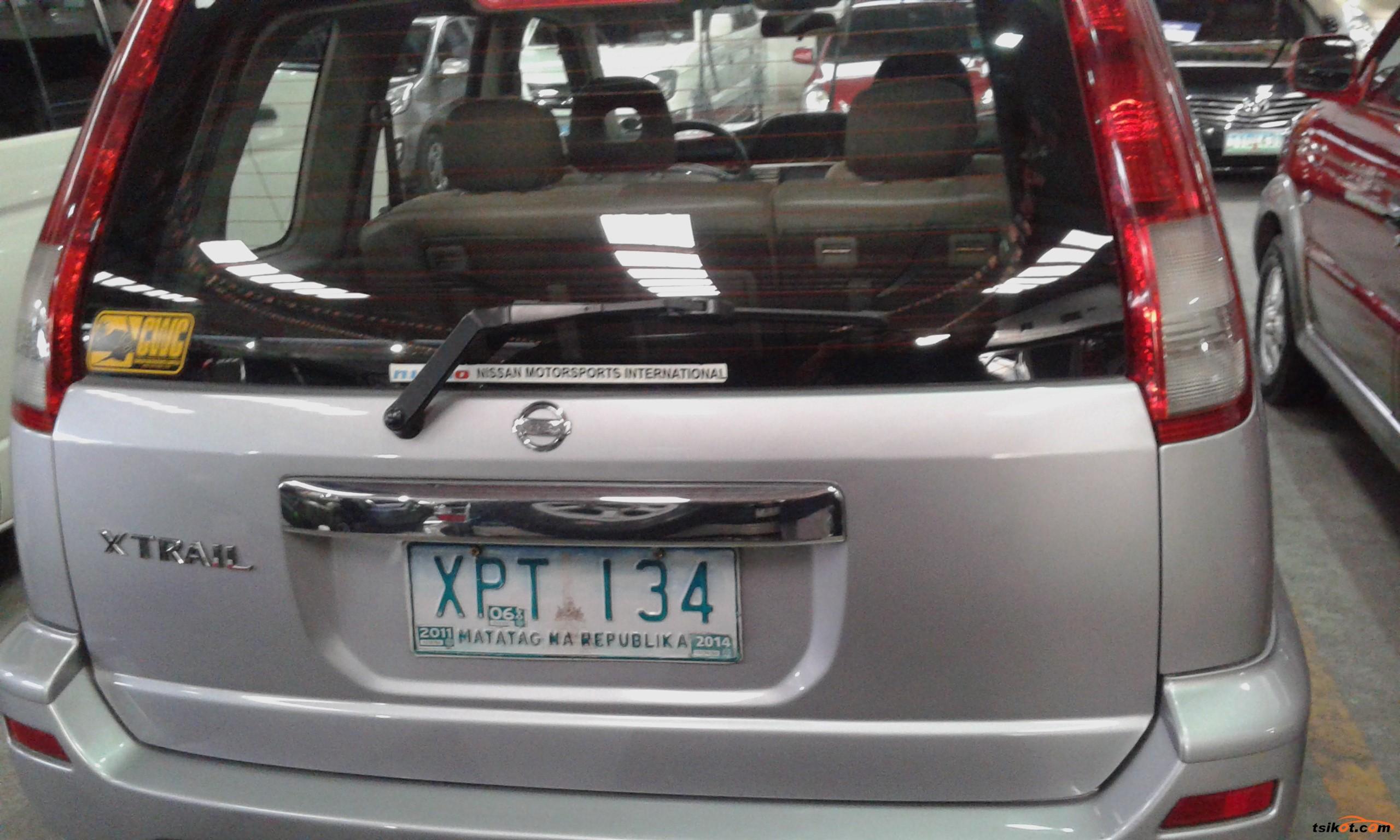 Nissan X-Trail 2004 - 6