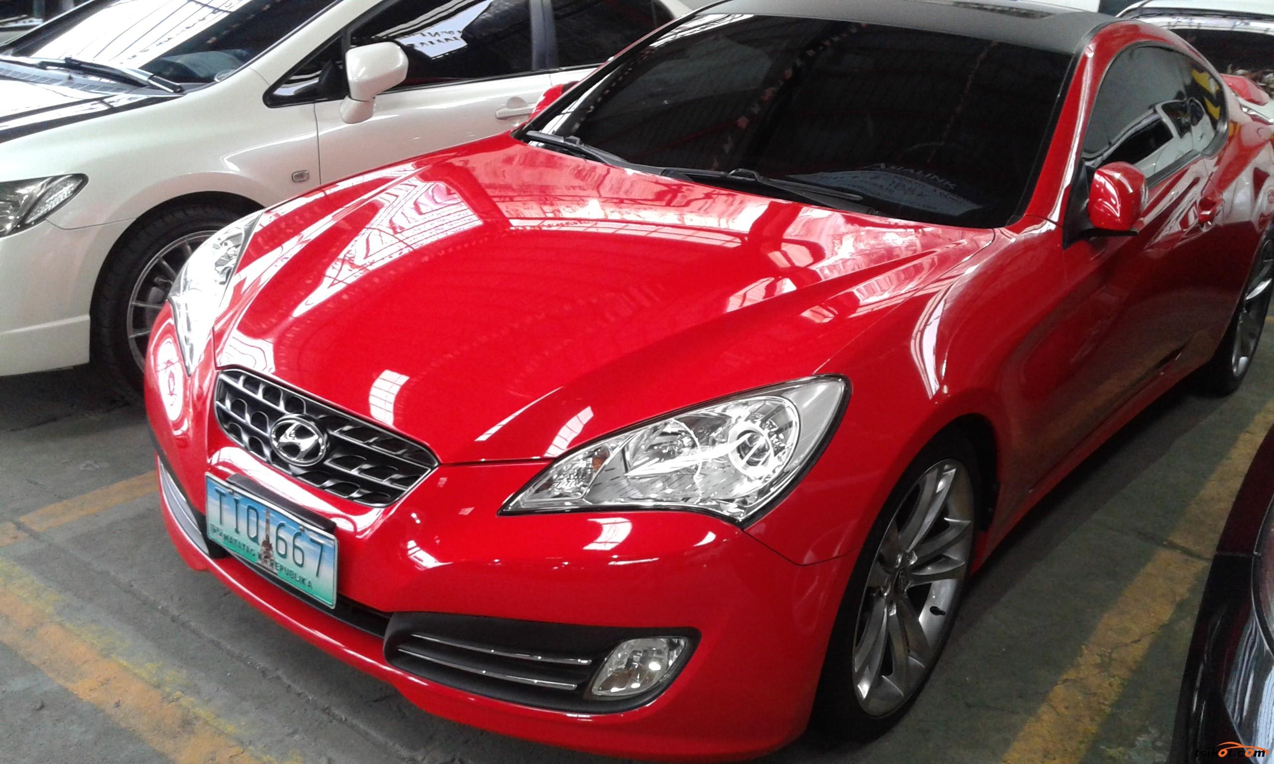 Hyundai Genesis 2011 - 3