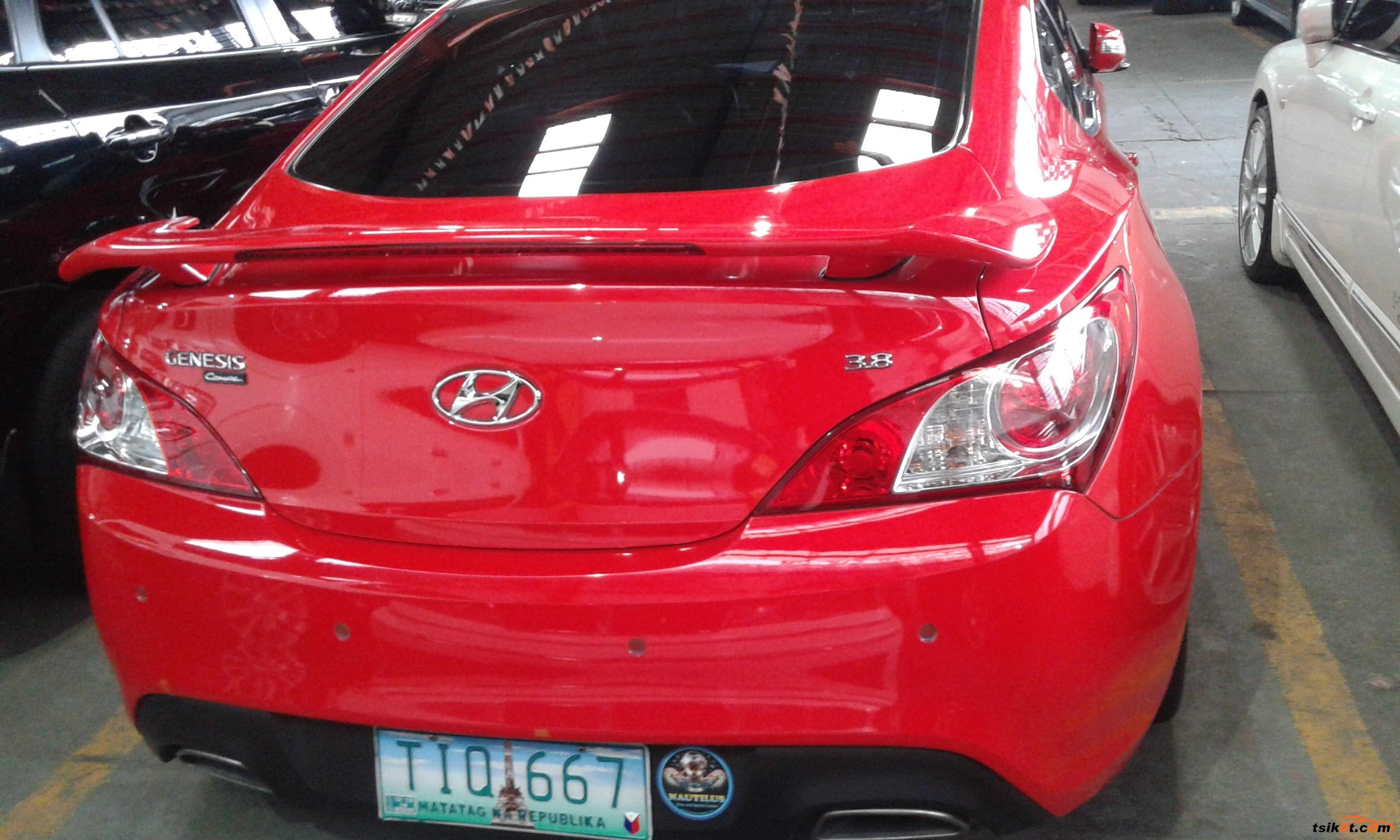 Hyundai Genesis 2011 - 6