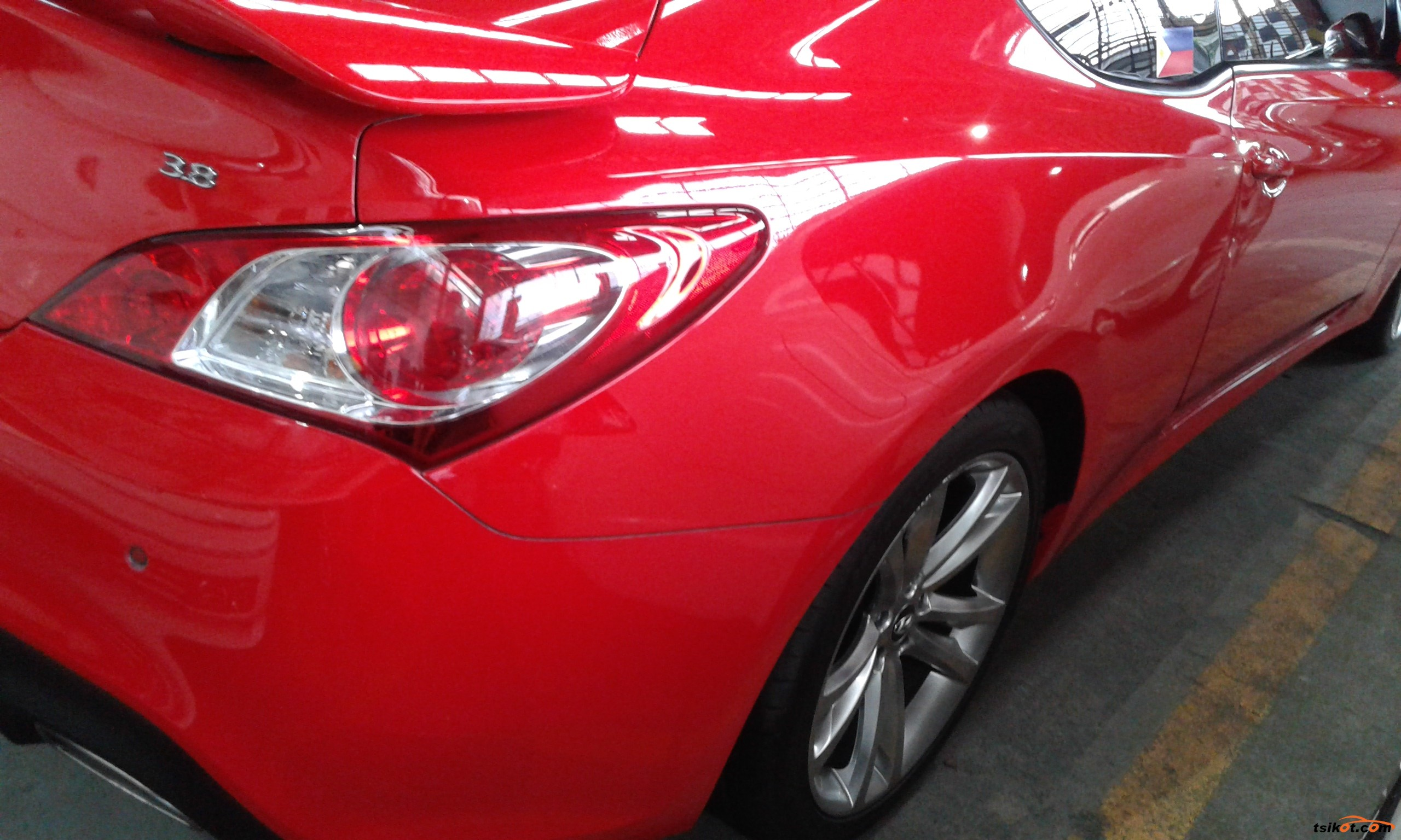 Hyundai Genesis 2011 Car For Sale Metro Manila