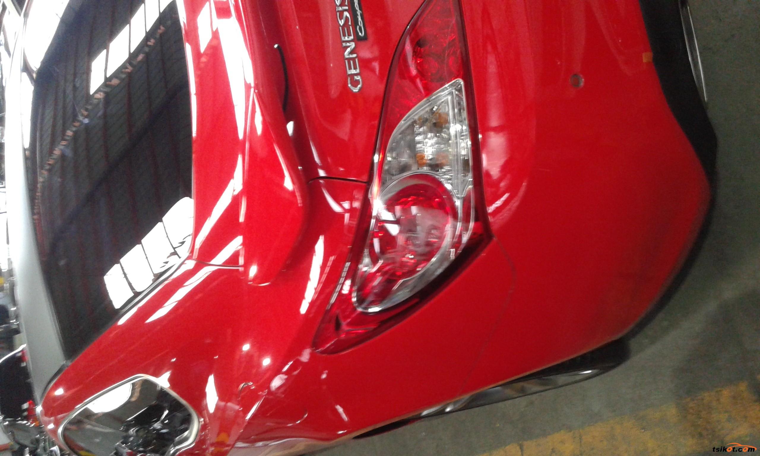 Hyundai Genesis 2011 - 8