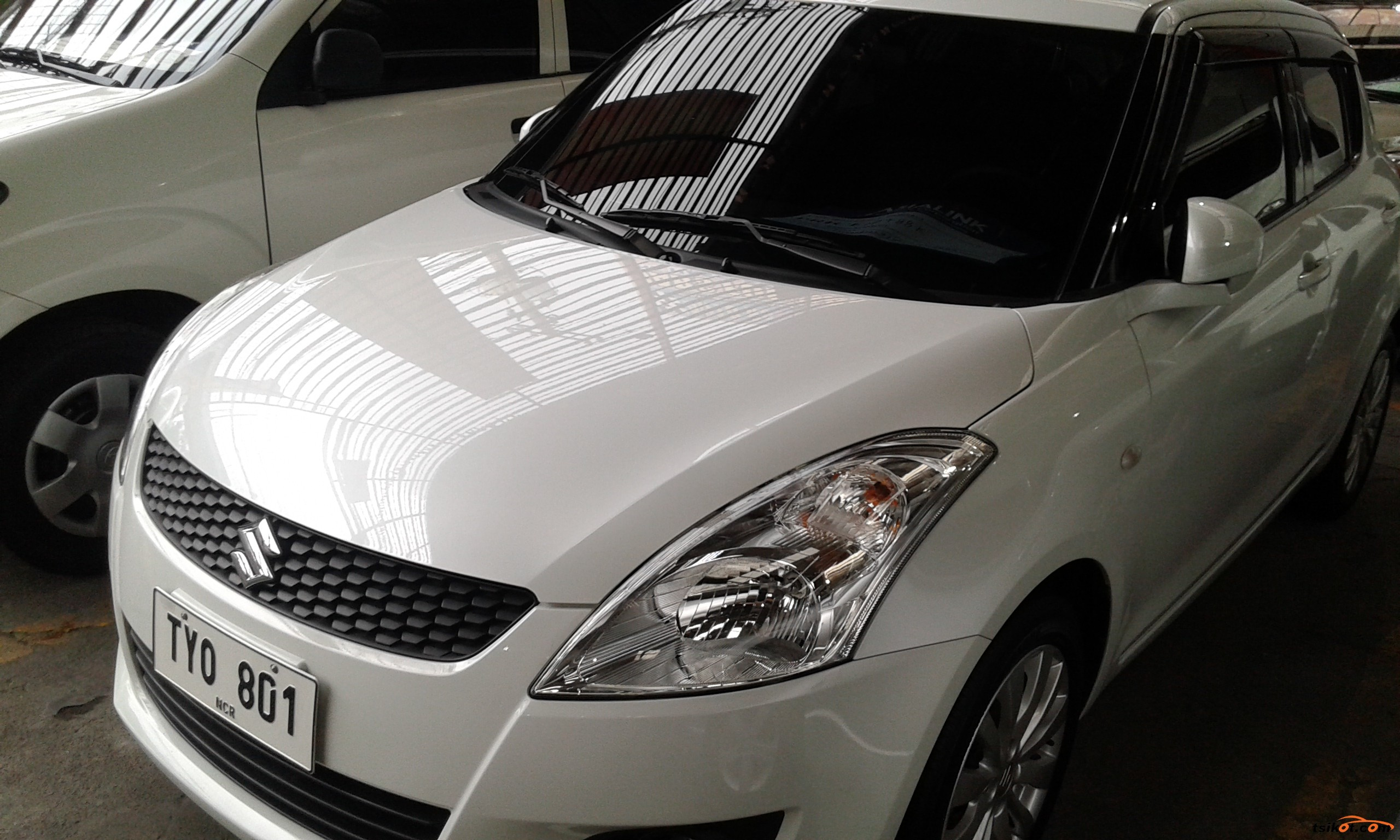 Suzuki Swift 2011 - 2