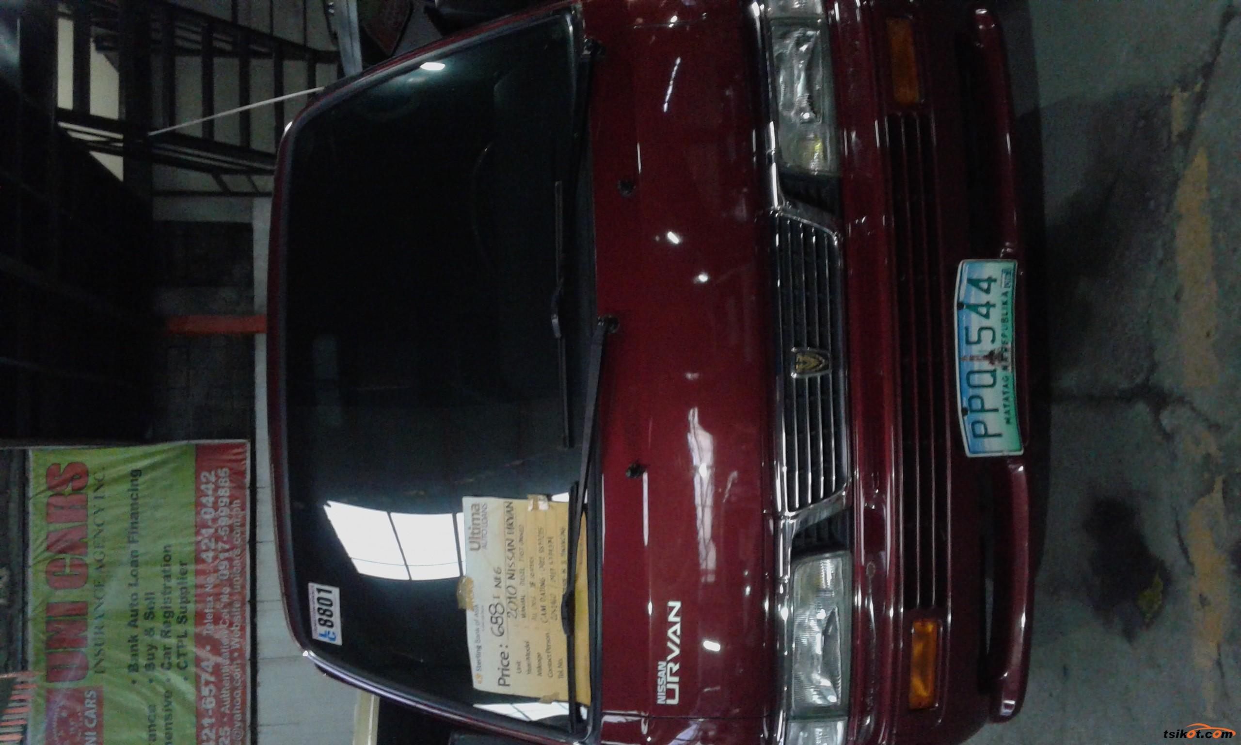 Nissan Urvan 2010 - 7