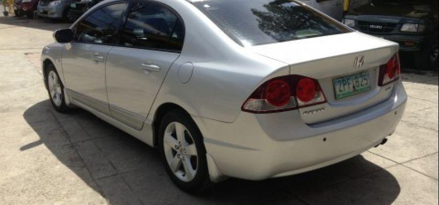 Honda Civic 2008 - 10