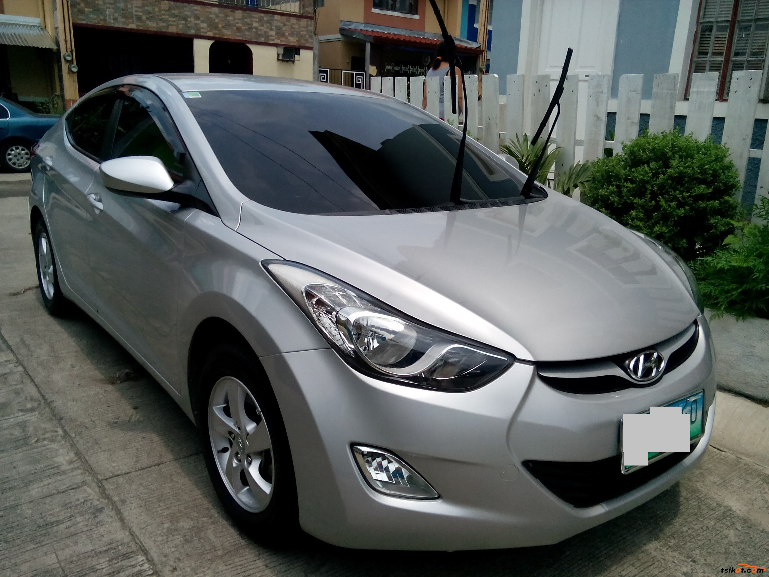 hyundai elantra 2013 car for sale calabarzon. Black Bedroom Furniture Sets. Home Design Ideas
