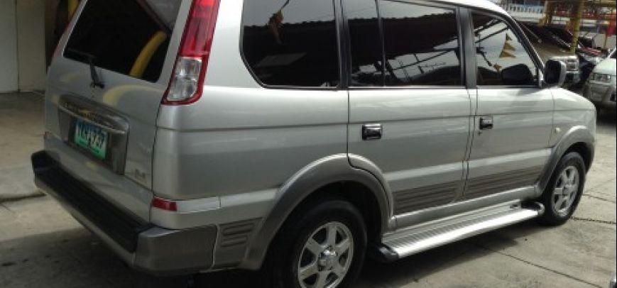 Mitsubishi Adventure 2011 - 8