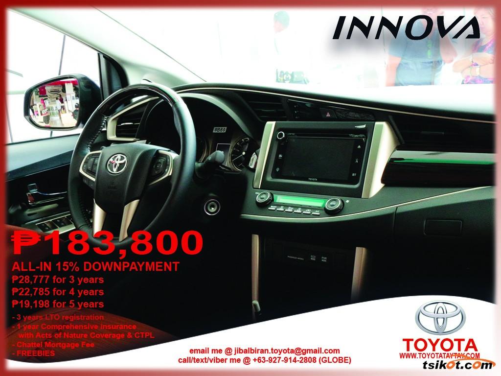 Toyota Innova 2016 - 3