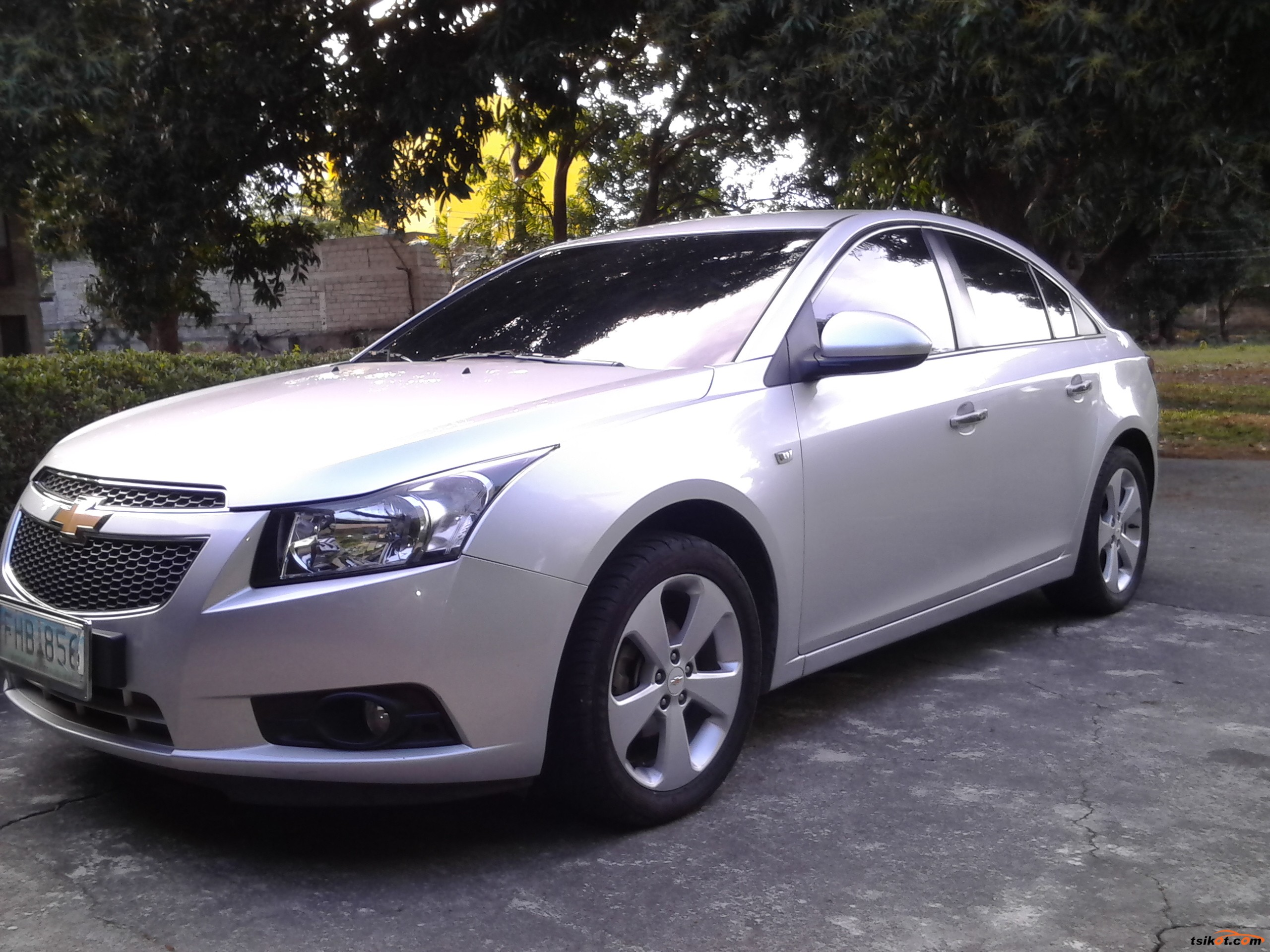 Chevrolet Cruze 2011 Car For Sale Central Visayas