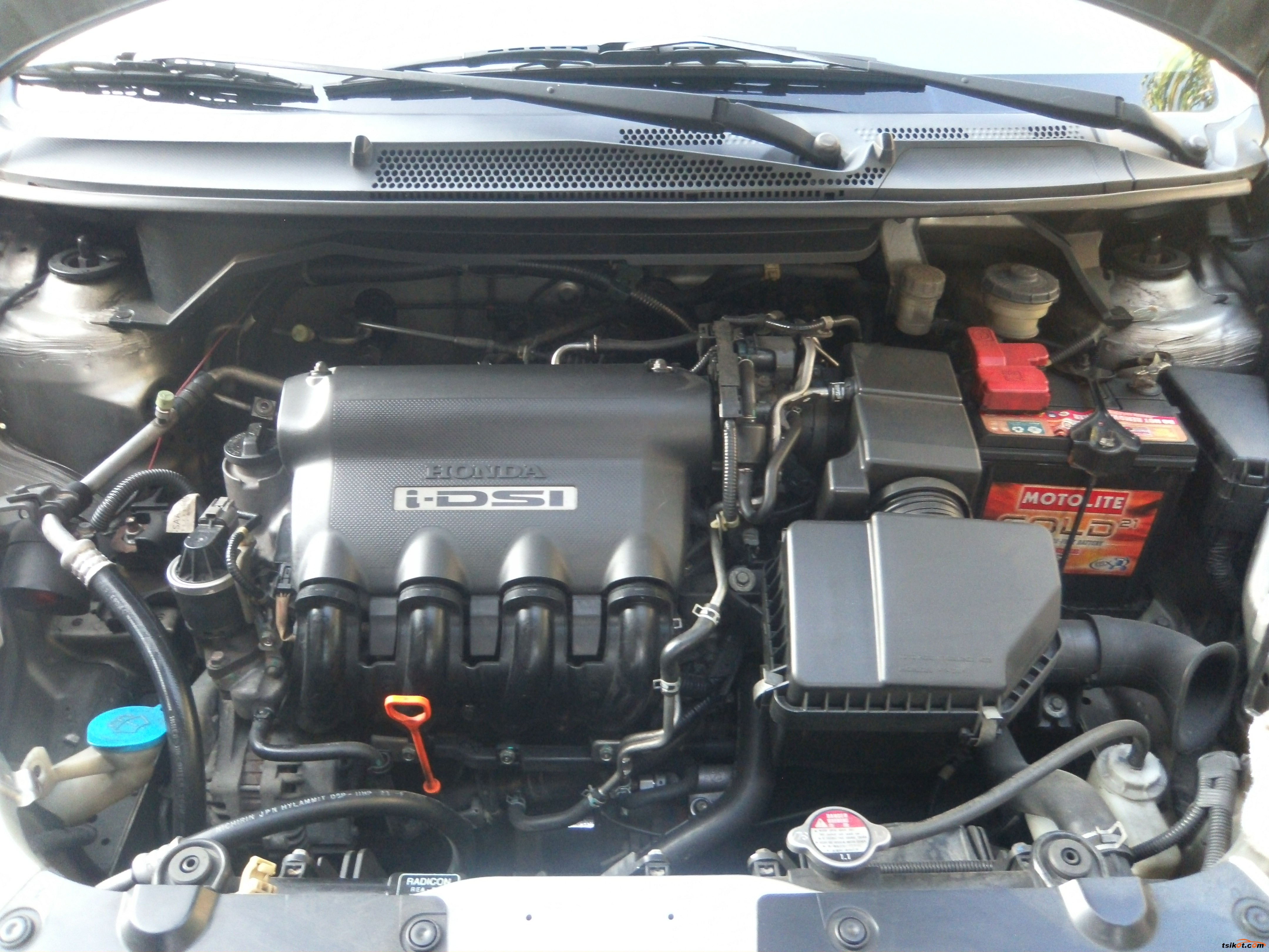 Honda City 2007 - 8