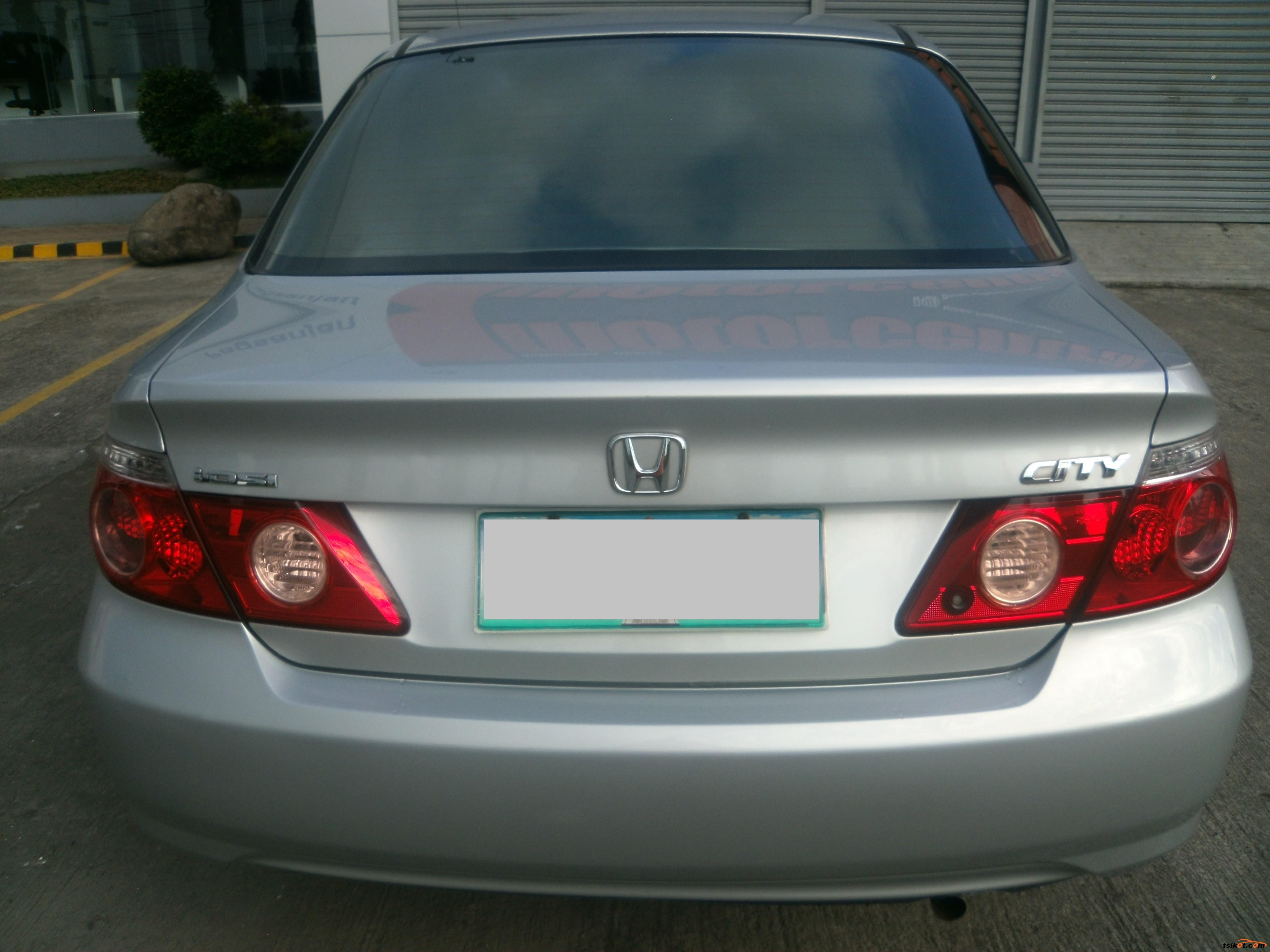 Honda City 2007 - 10