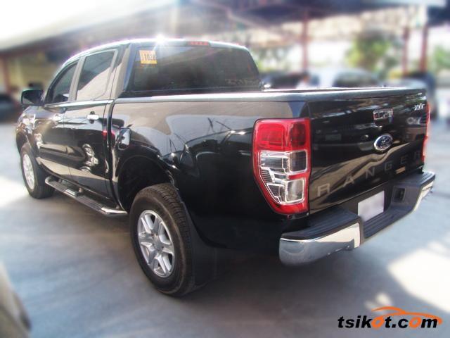 Ford Ranger 2015 - 2